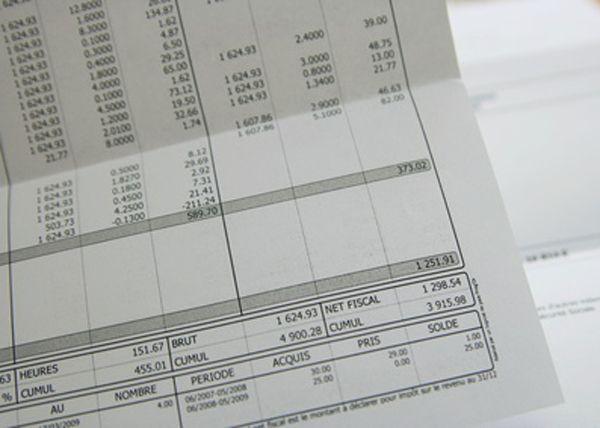 La part de salaire insaisissable est de 550,93 € à partir d'avril 2018