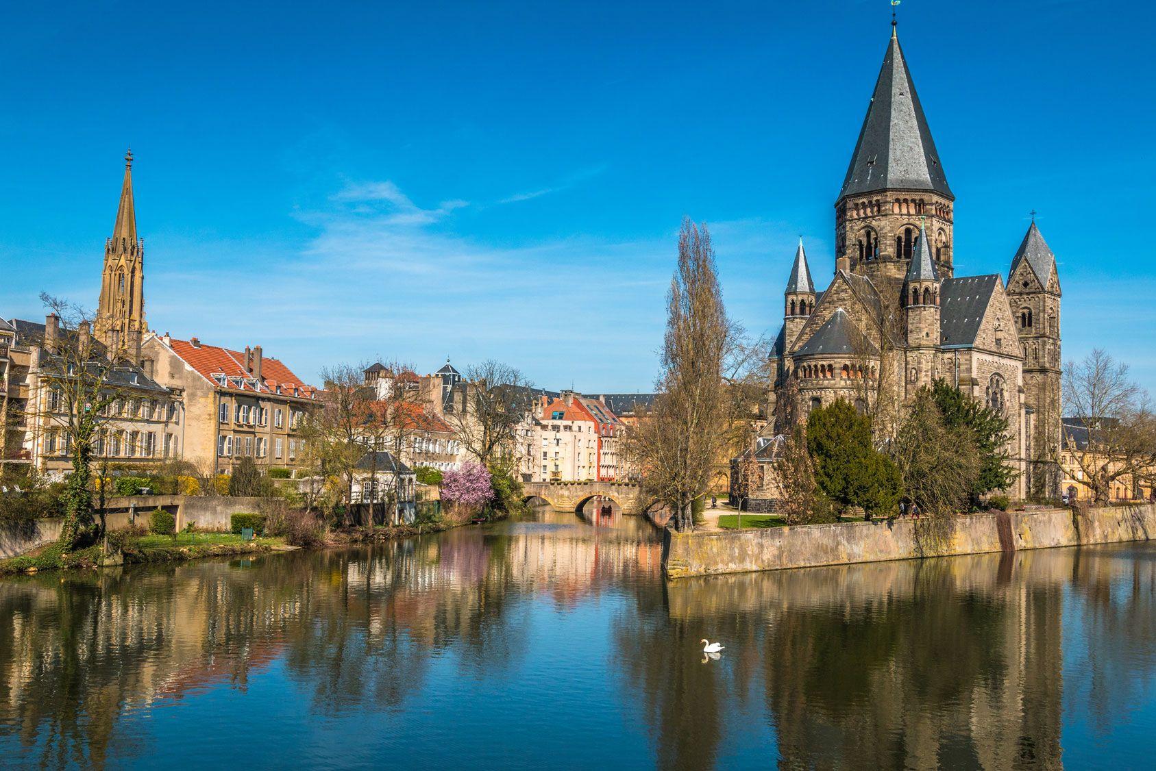 Une ville où investir: Metz