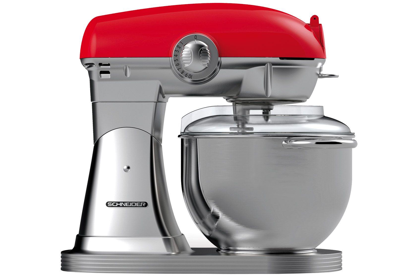 Nos essais: Robot pâtissier Schneider - Robot pâtissier Feeling's SCFP57, comme un chef