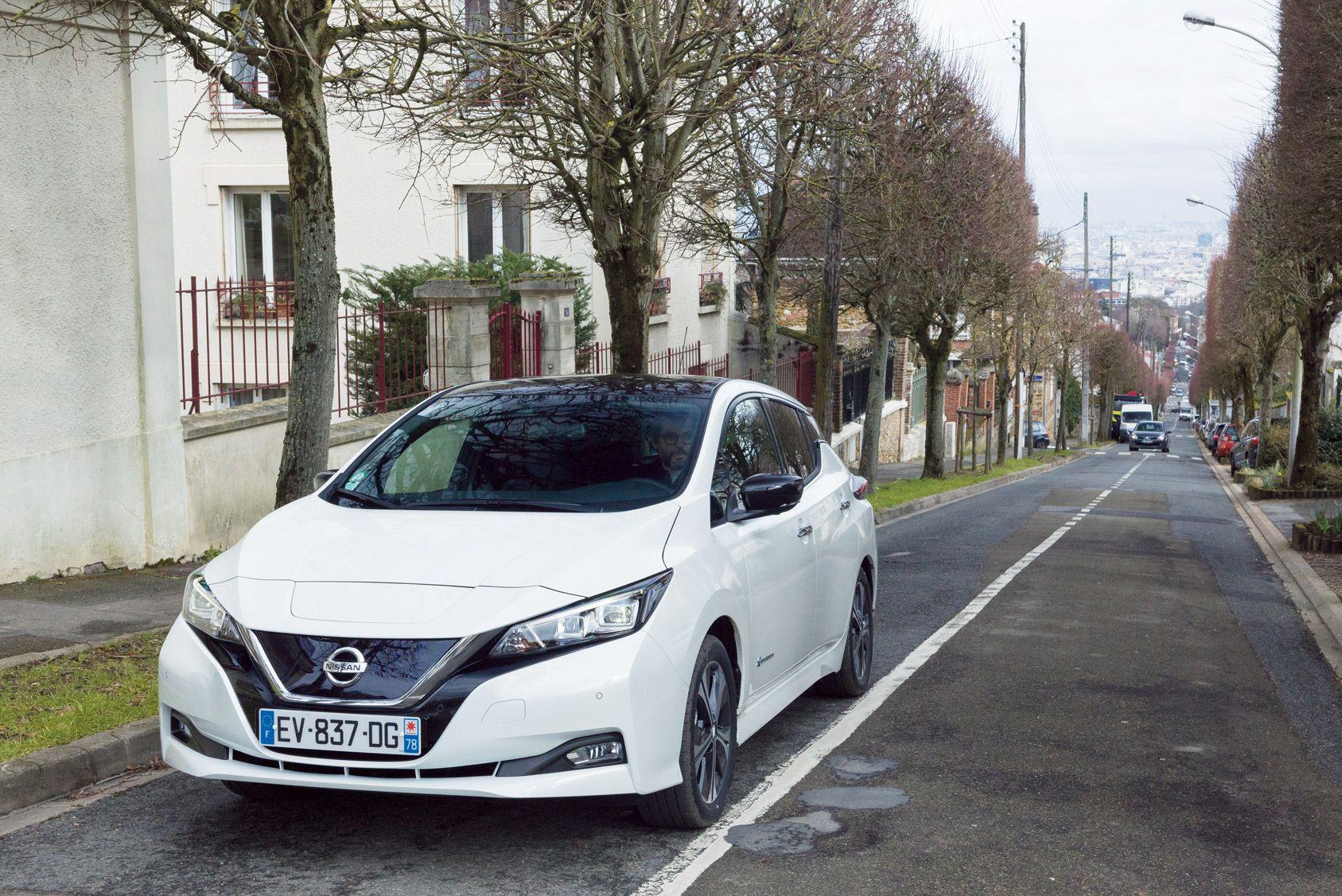Que vaut la nouvelle Nissan Leaf?