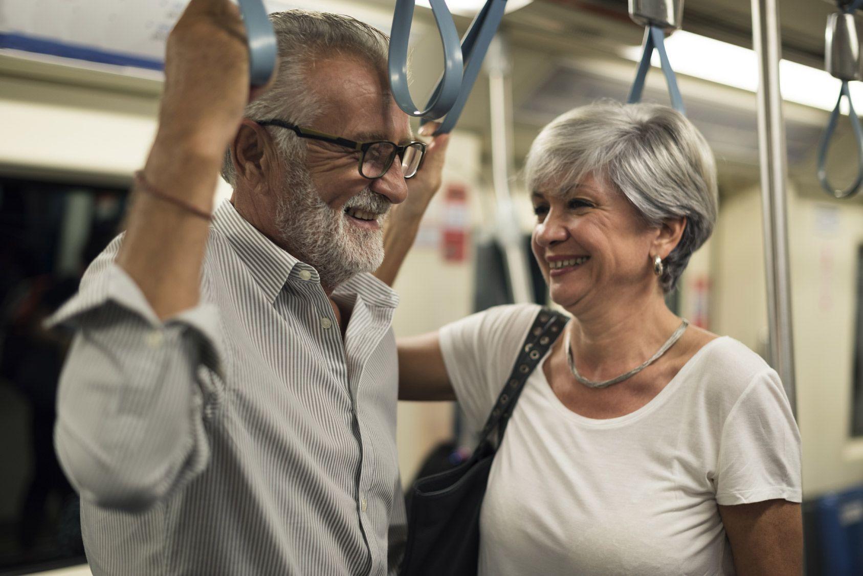Transport gratuit à Paris pour les seniors et les personnes handicapées