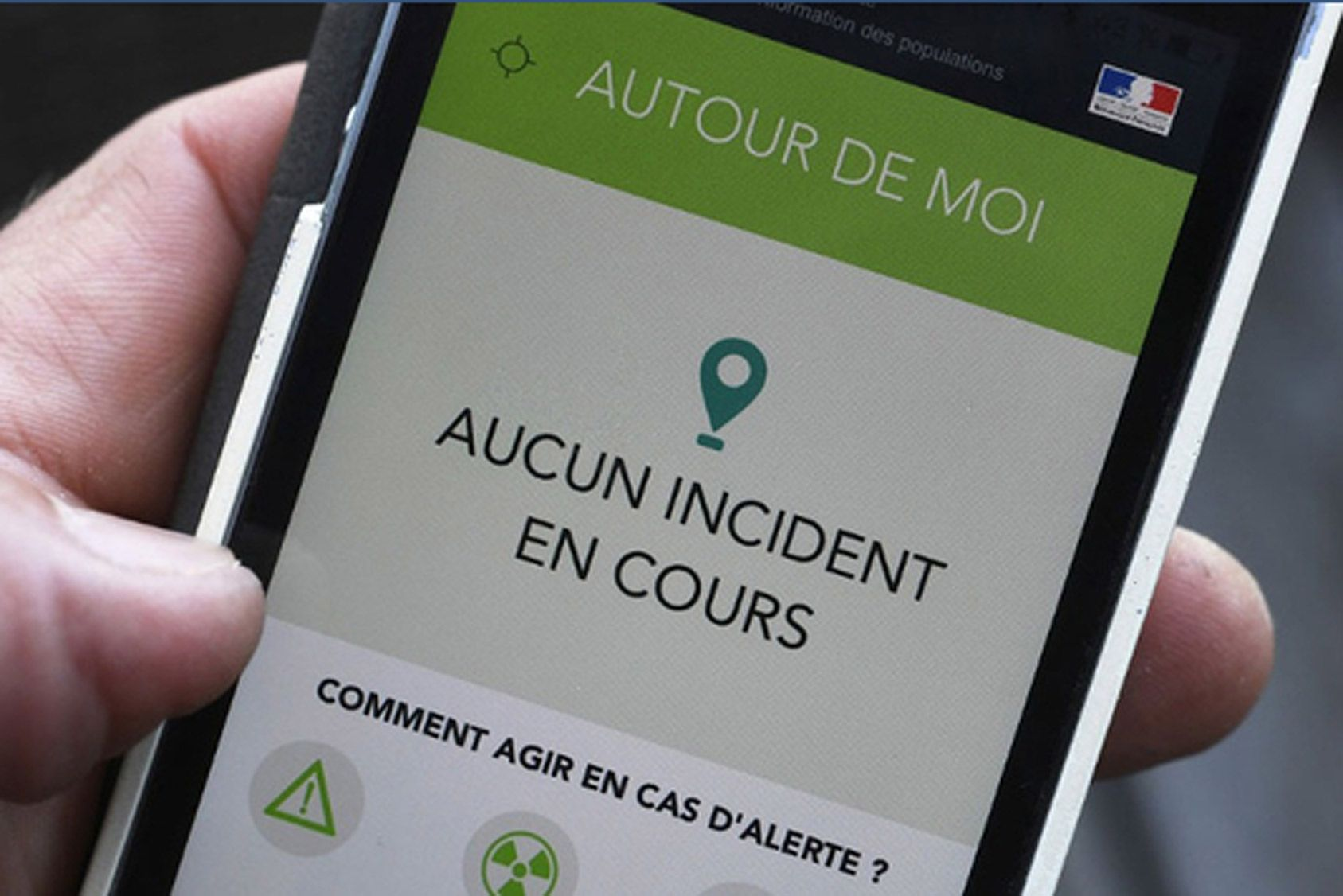 L'application d'alerte SAIP tire sa révérence