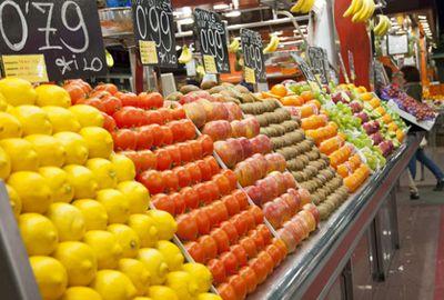 Le panier de saison du mois de juin 2018: les fruits et légumes à consommer