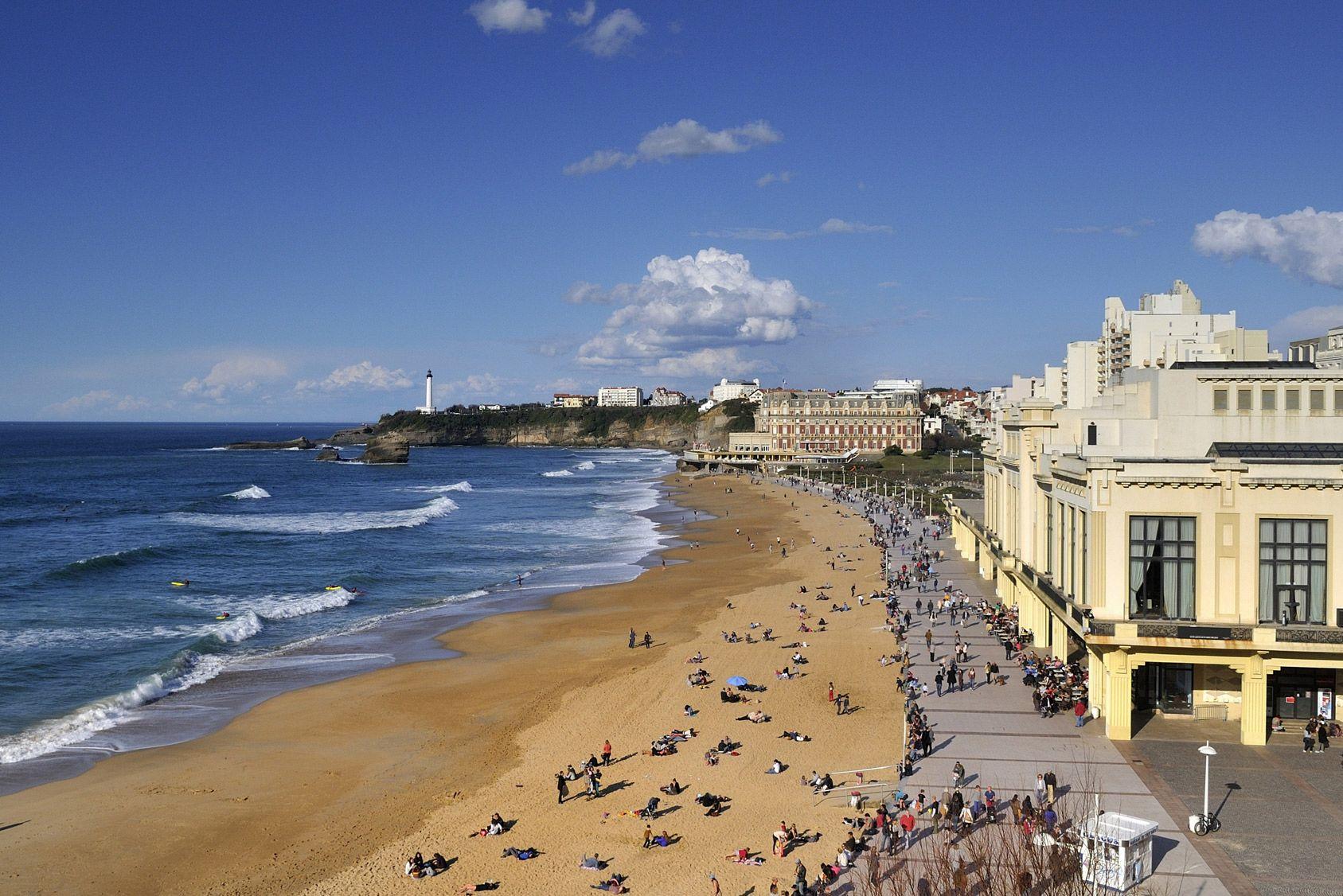 Une ville où investir: Biarritz