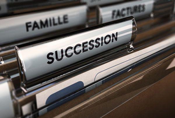 Les montants des frais de notaire à payer lors d'une succession