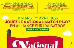 National Golf Tour : un tournoi pour compléter la fête de la National Golf Week
