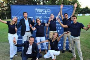 LEXUS Pro-Am de Paris 2020 - Equipe SWING