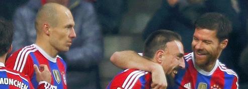 Ribéry et le Bayern assurent