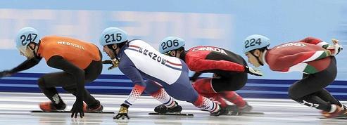 Short track : les Français boutés de la finale