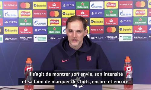 La confidence de Tuchel sur ... le PSG qui a tenté Suarez pour remplacer Cavani