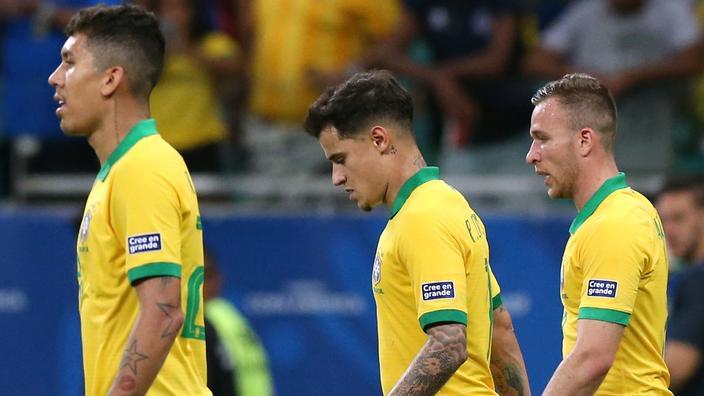 L'Argentine de Messi bat le Brésil de Neymar en finale de la Copa América