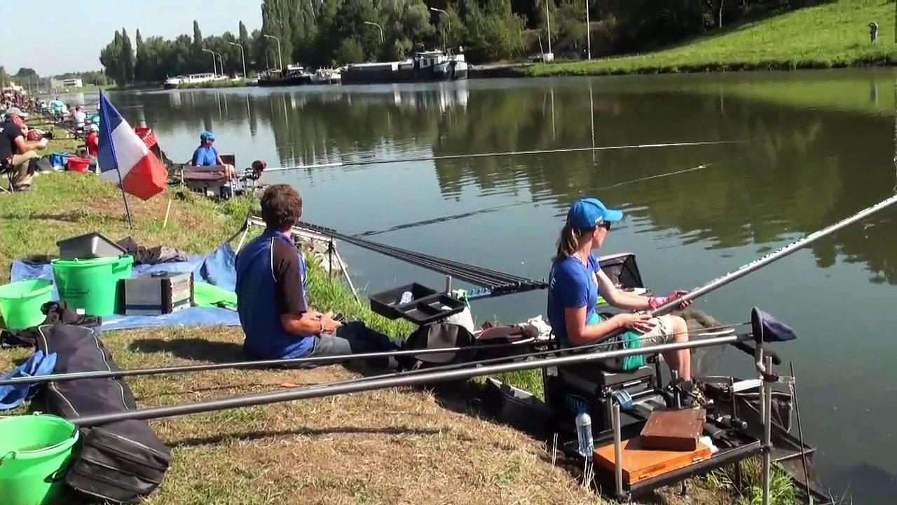 La pêche sportive veut sa place aux Jeux olympiques