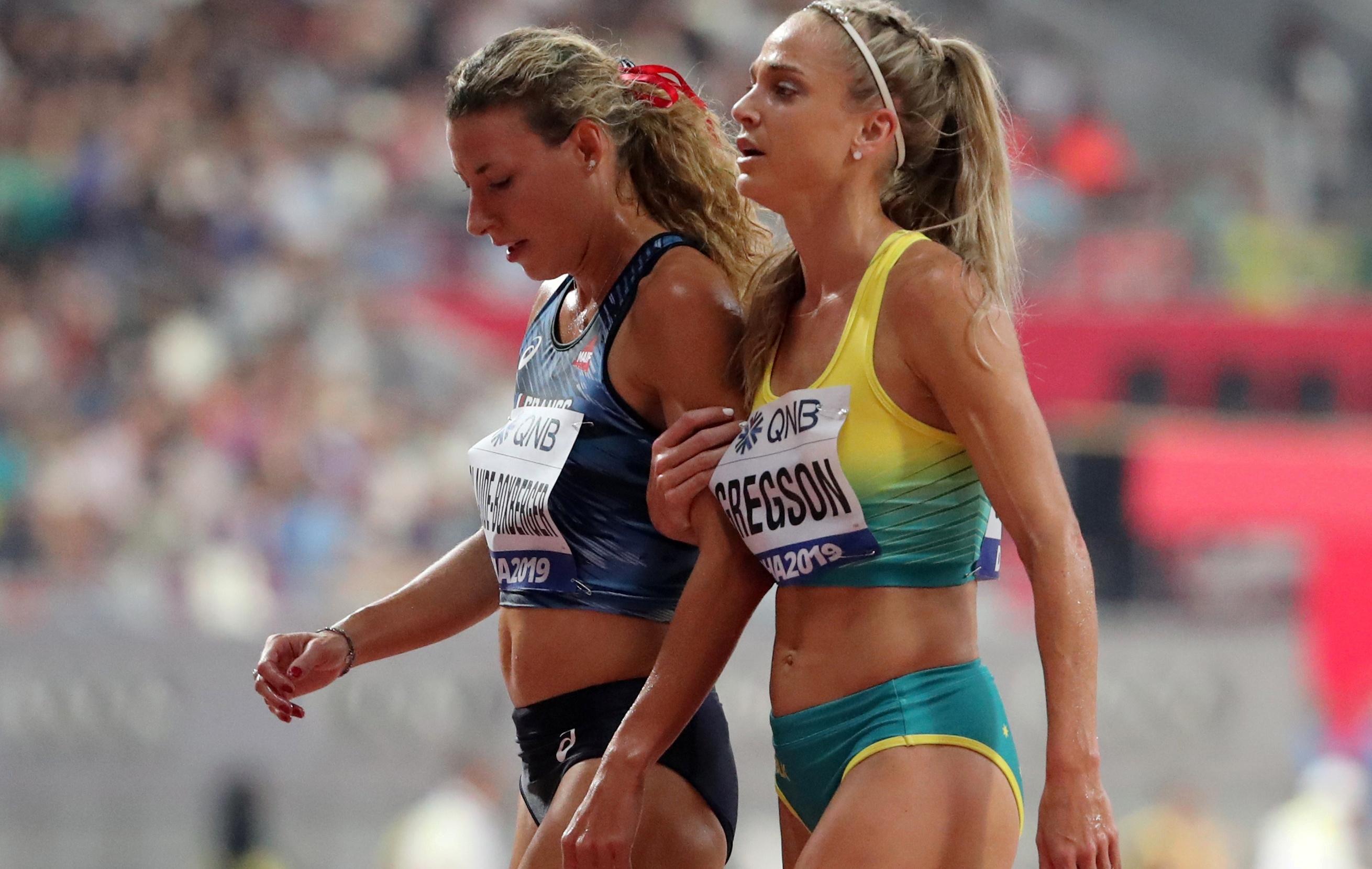 Dopage d'Ophélie Claude-Boxberger : les explications surprenantes de son beau-père et ex-coach
