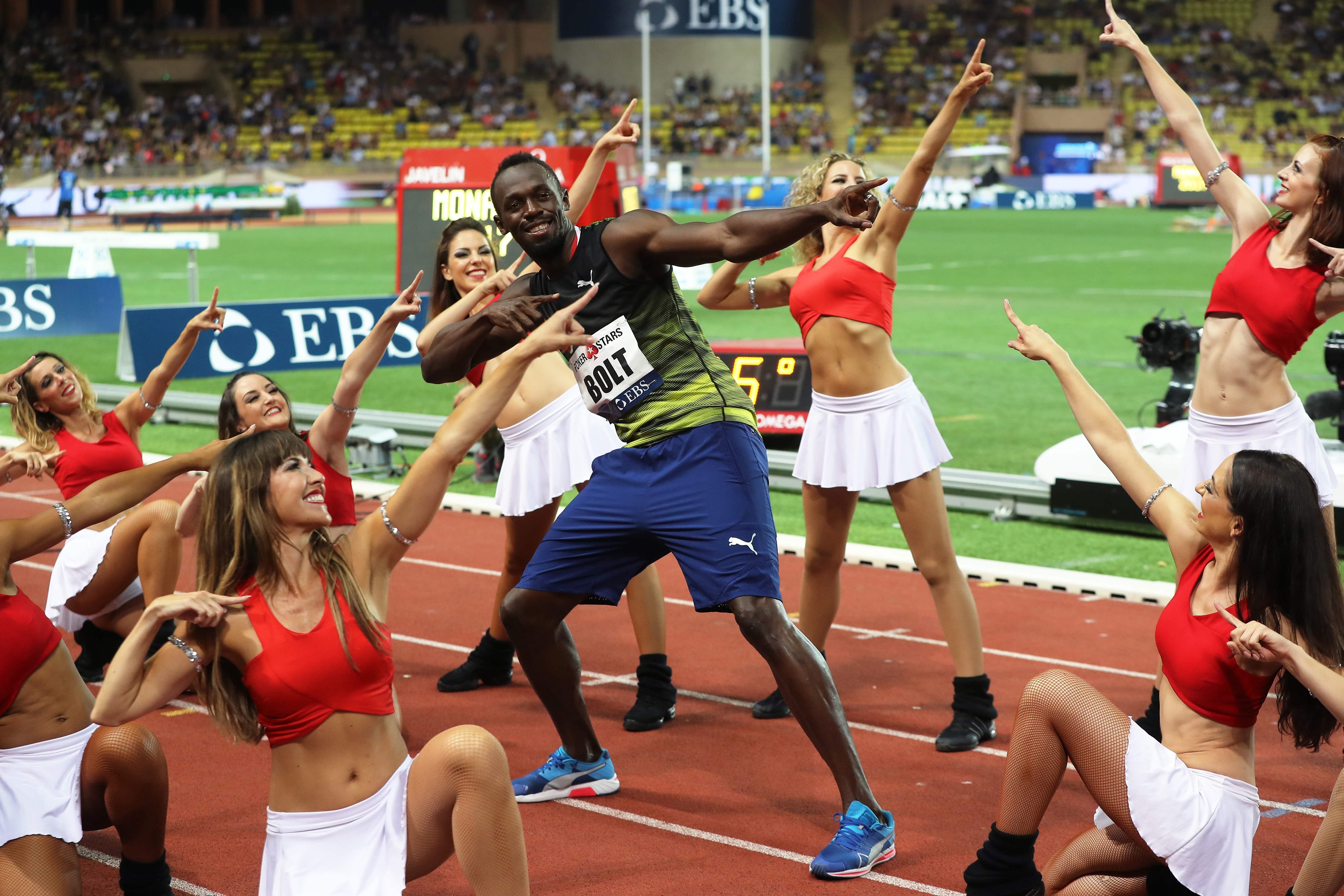 Athlétisme - Bolt : «Je veux gagner, j'ai besoin de gagner»