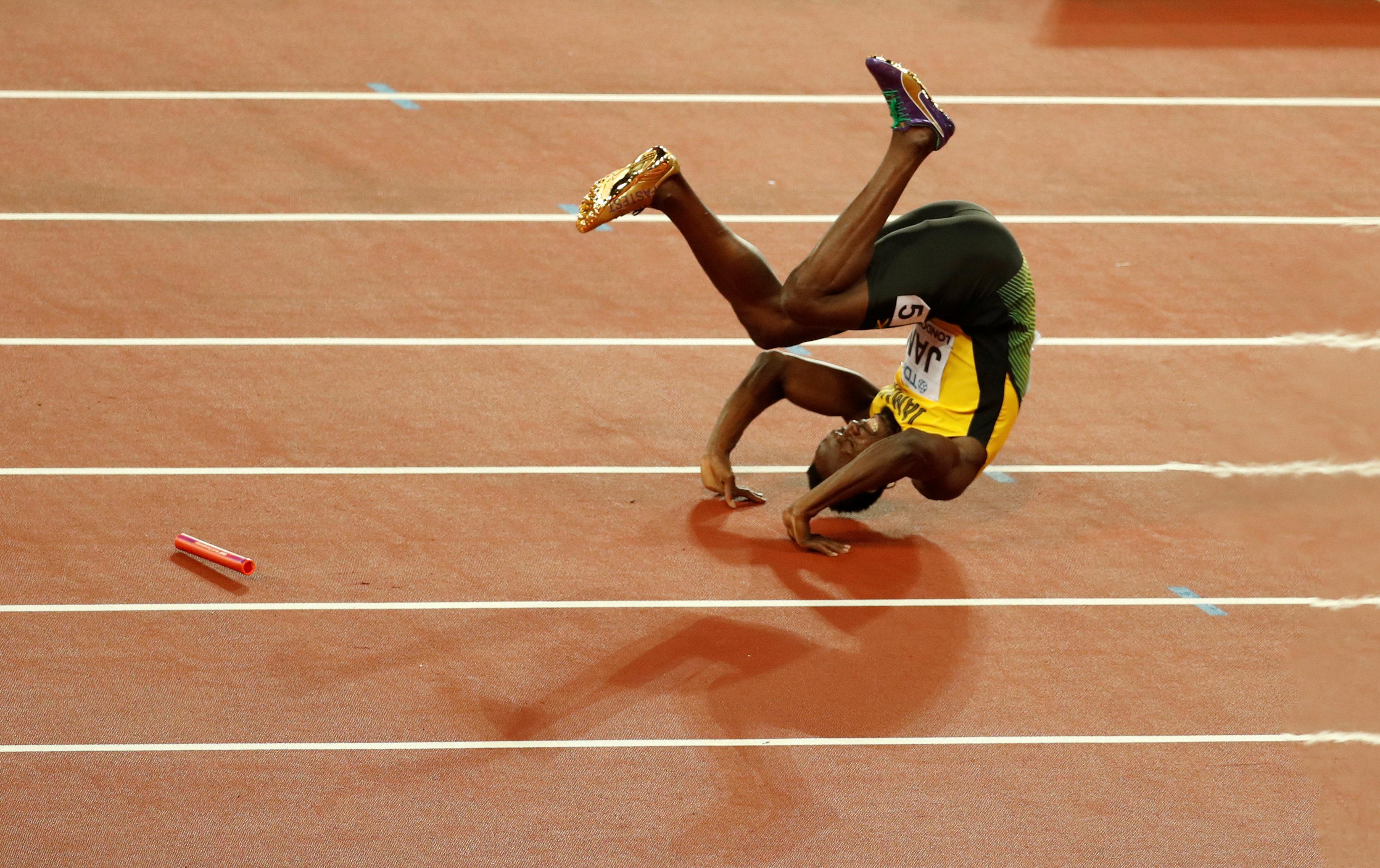 Athlétisme - Bolt, le crépuscule du dieu du stade
