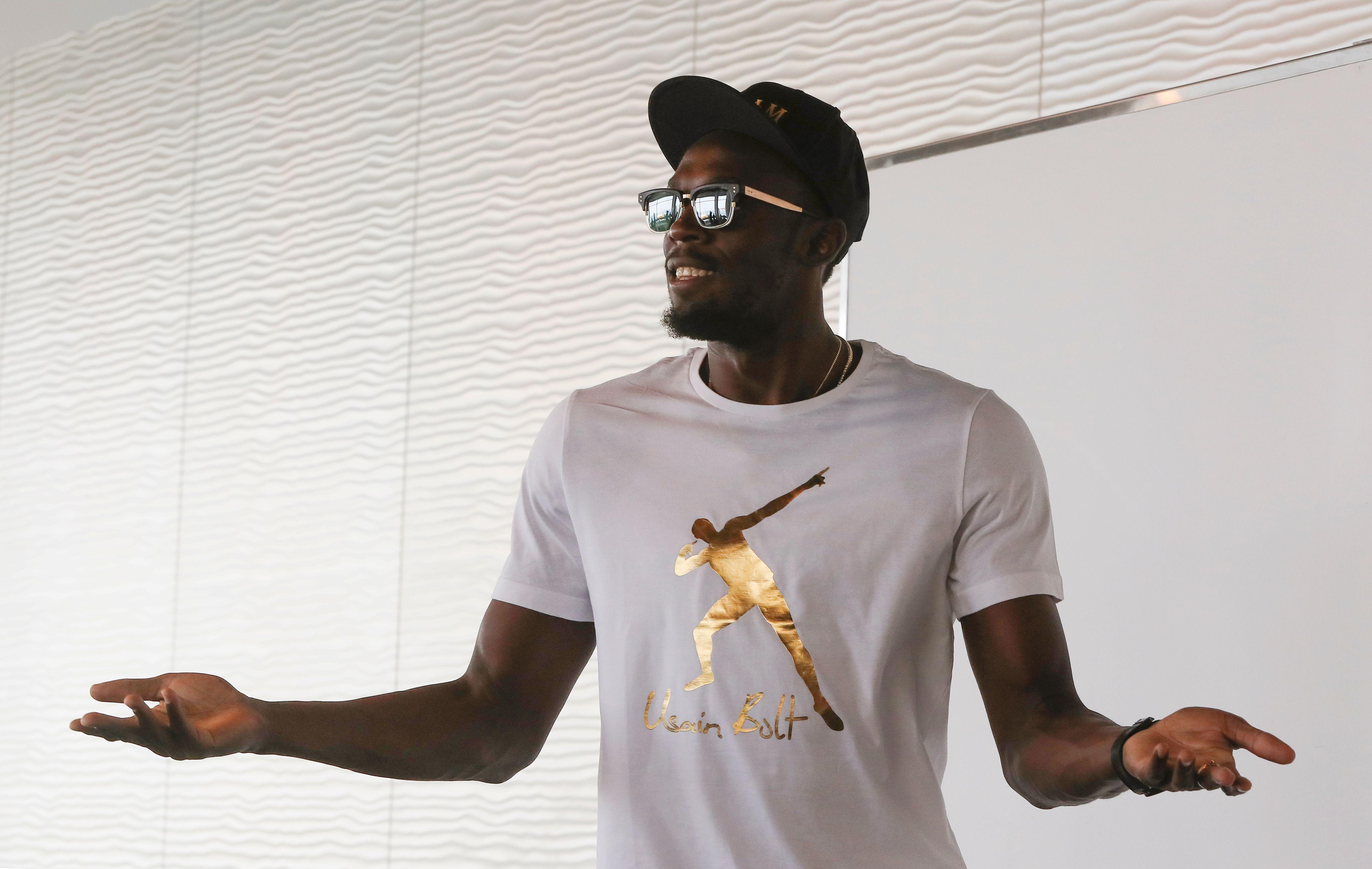 Athlétisme - Bolt : «Si je vais gagner ? Sans aucun doute. Question stupide !»