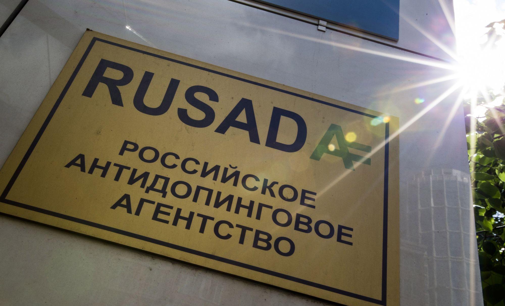 Athlétisme - Dopage: l'AMA lève la suspension de l'agence russe antidopage Rusada