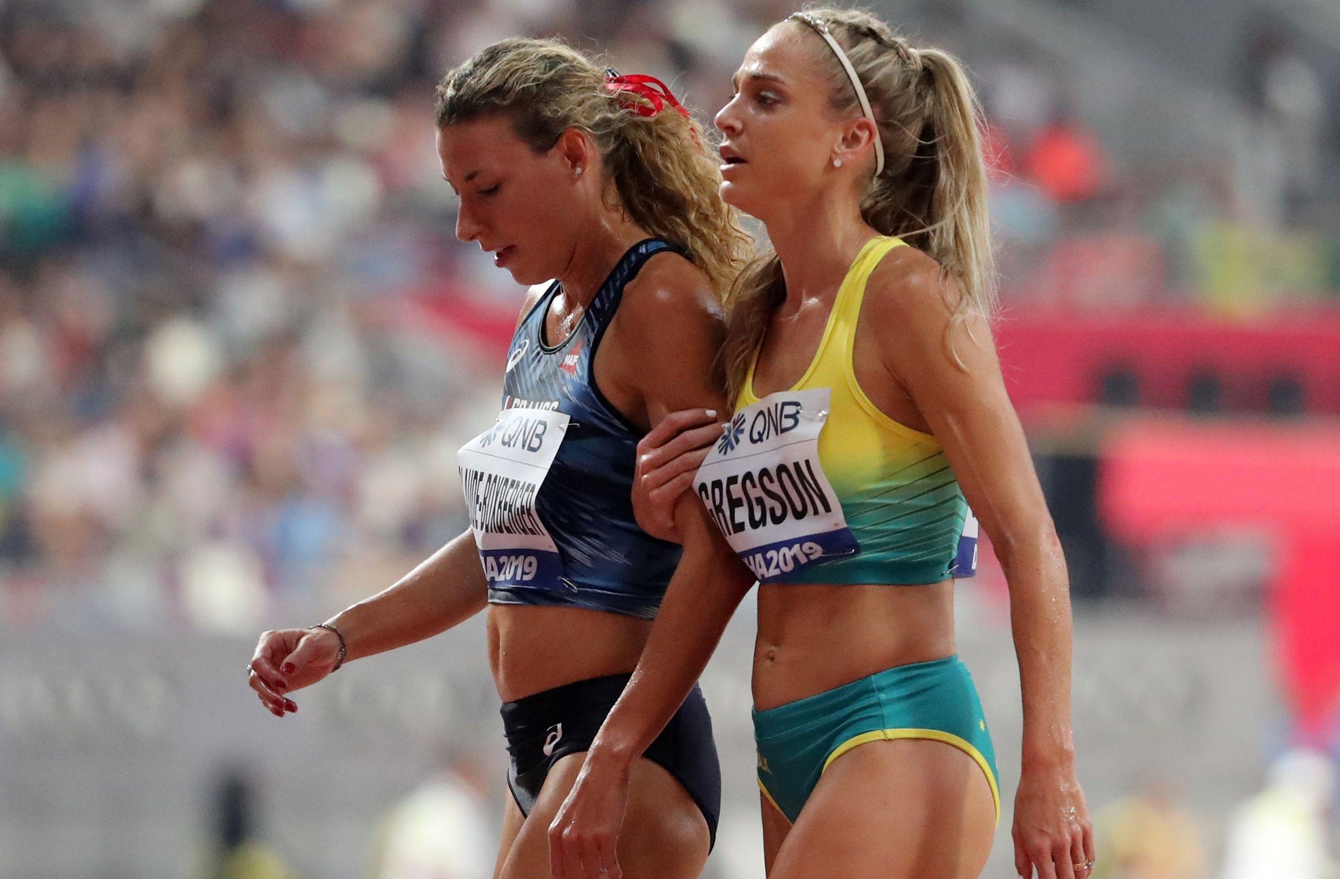 Athlétisme - Dopage : le Conseil d'Etat maintient la suspension d'Ophélie Claude-Boxberger