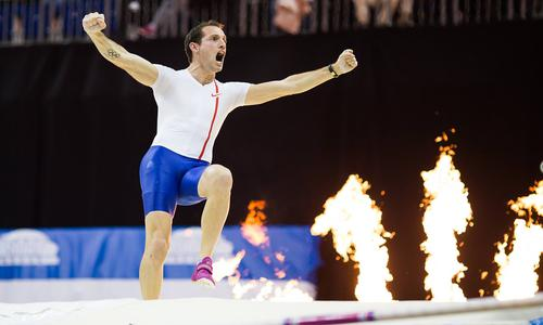 Lavillenie, 6,02 m à défaut de record - Athlétisme -
