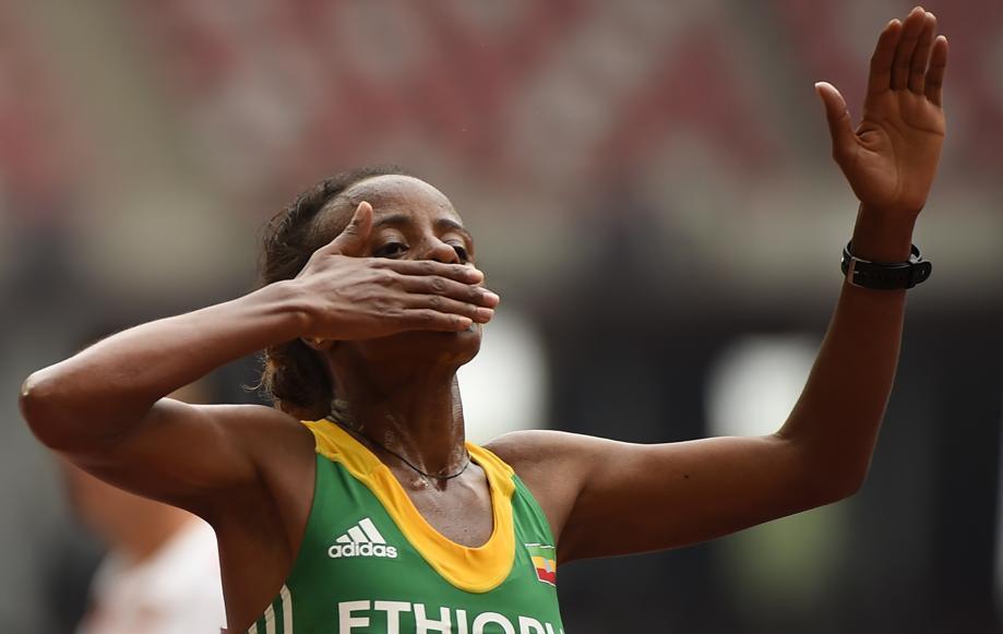Athlétisme - Marathon : Jour de sacre pour Mare Dibaba