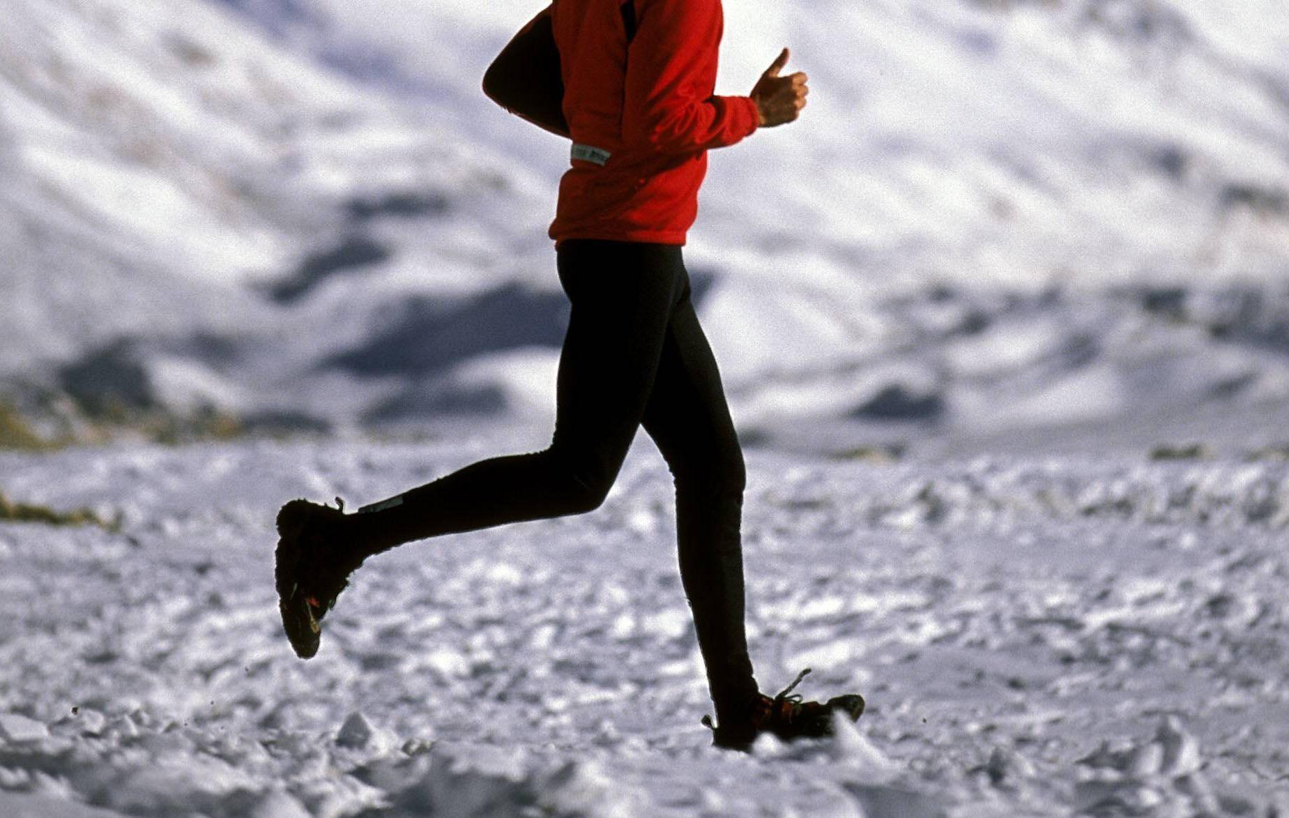 Courir dans la neige un pur bonheur courez avec nous athlenergy athl tisme - Courir la pretentaine ...