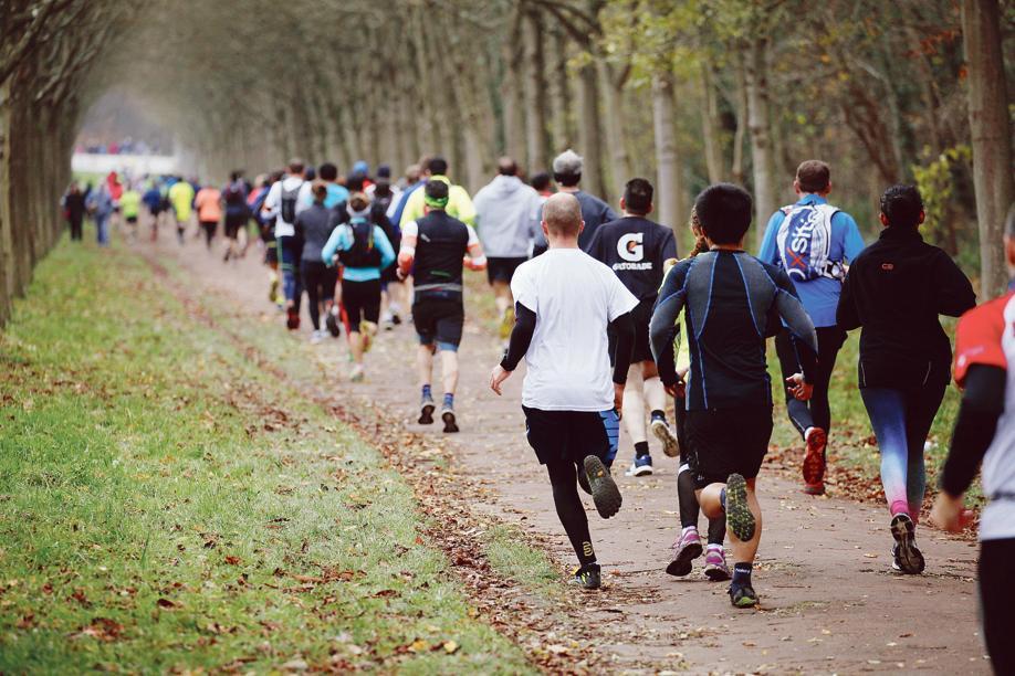 Athlétisme - Running - Le Cross du Figaro-Tecul sur la piste de la solidarité