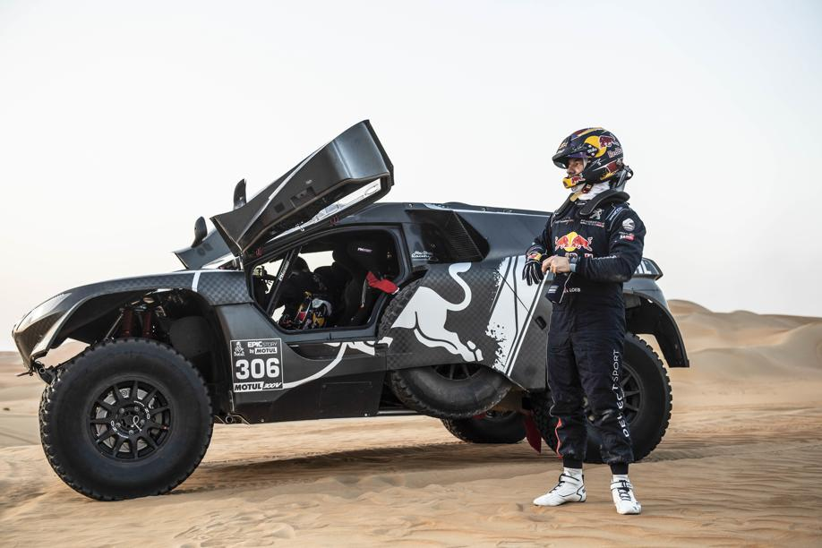 dakar 2019 la derni re chance de s bastien loeb dakar auto moto. Black Bedroom Furniture Sets. Home Design Ideas