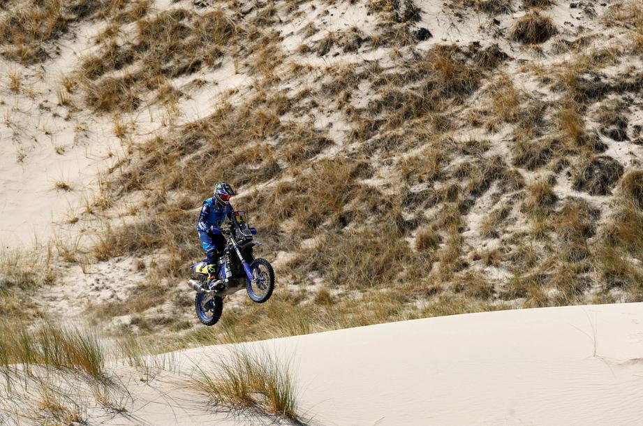 Auto/Moto - Dakar - Dakar : Van Beveren, Le leader français en moto, abandonne blessé
