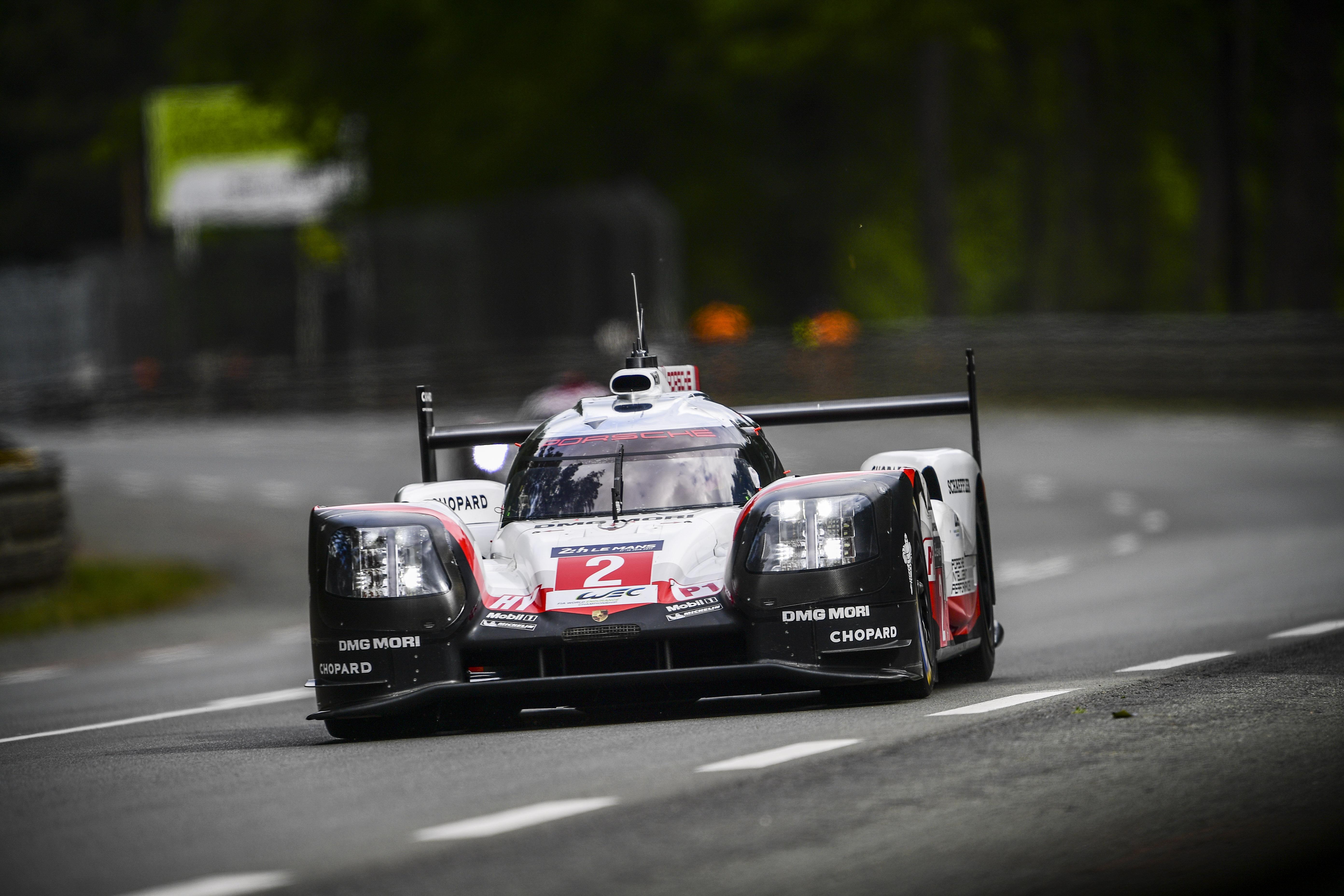 Auto/Moto - 24H du Mans - Porsche quitte l'Endurance et file en Formule E