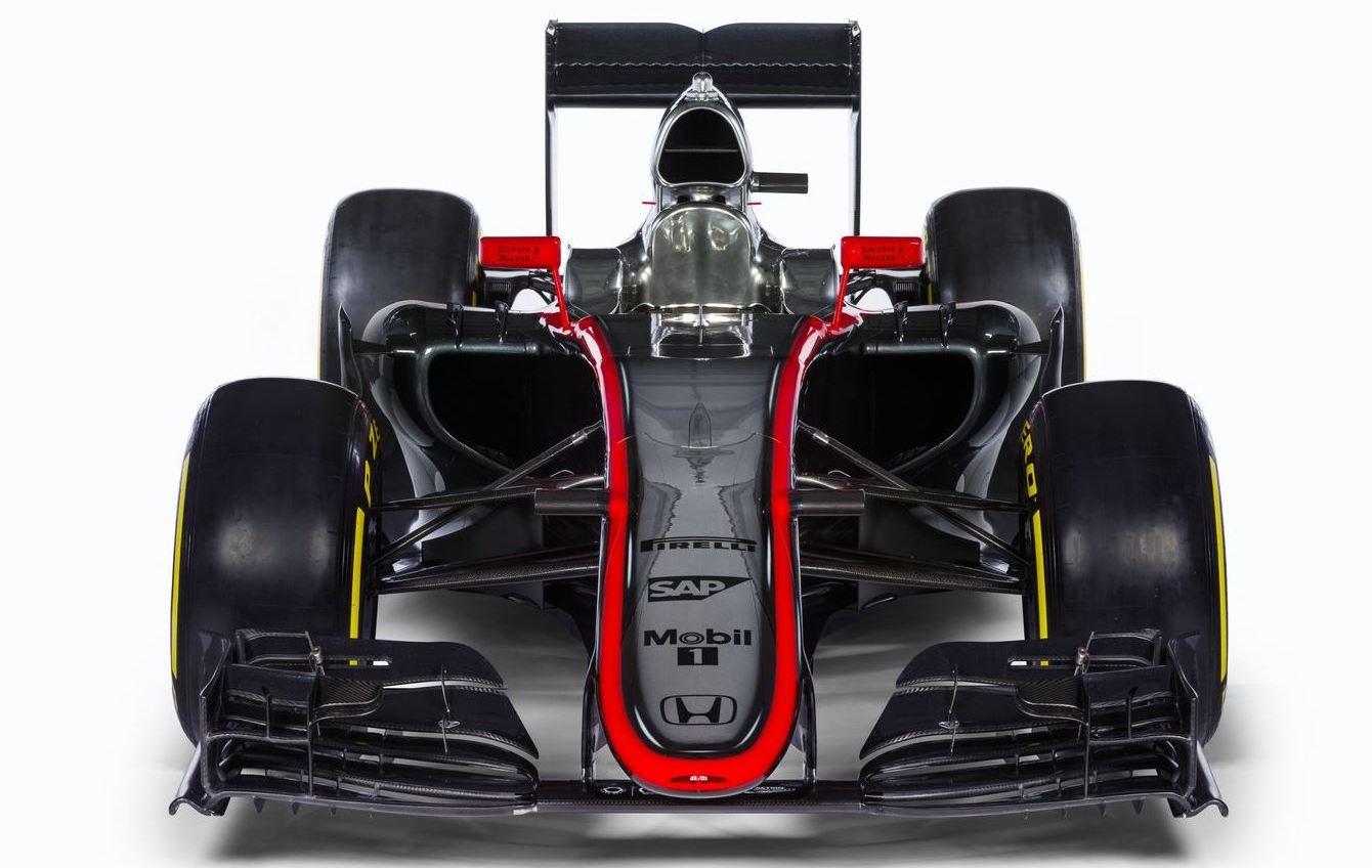 F1 - Avec la MP4-30, McLaren-Honda ouvre �une nouvelle �re�