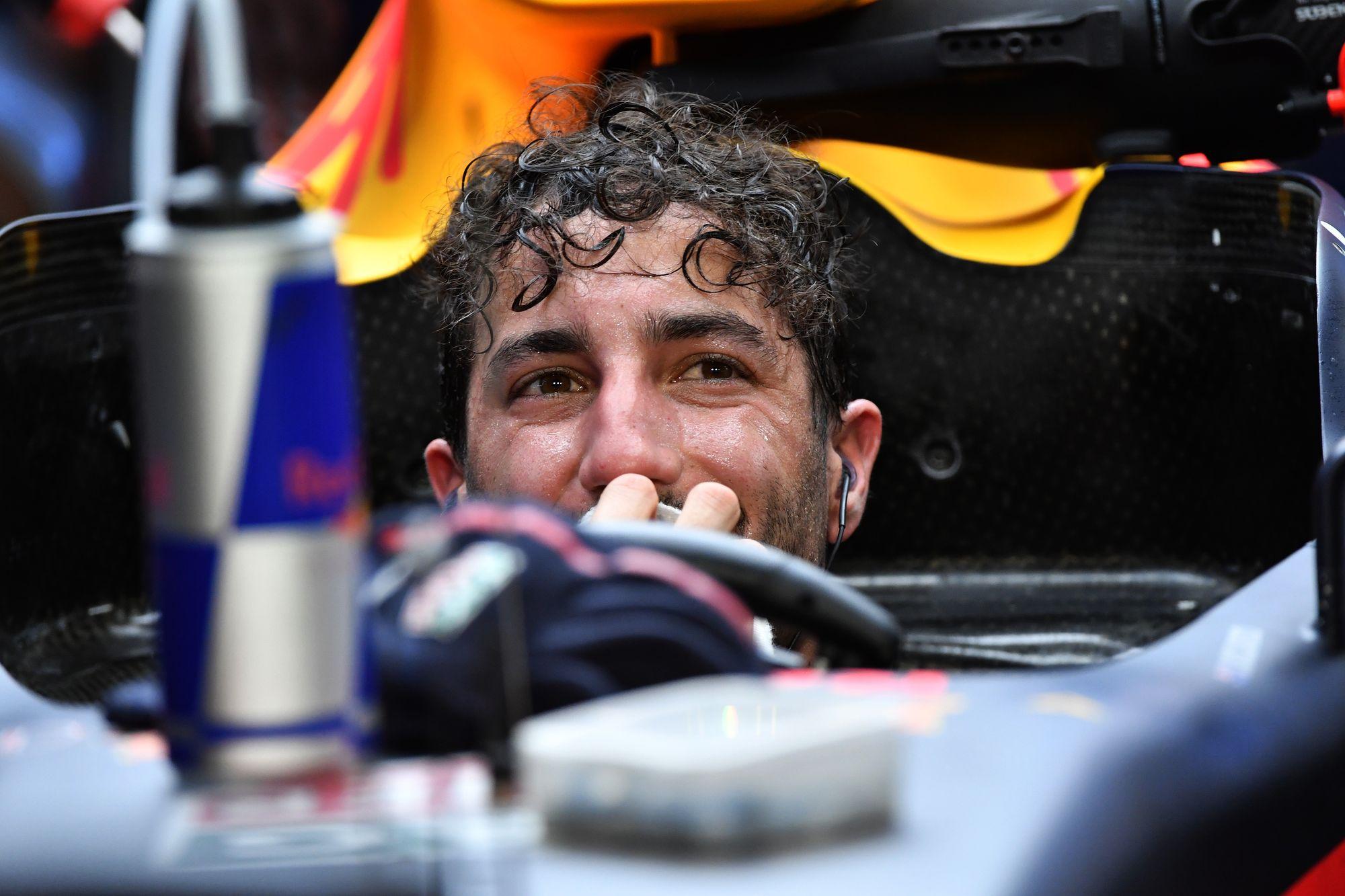 Auto/Moto - Avec Ricciardo, Renault tient son cador pour 2019