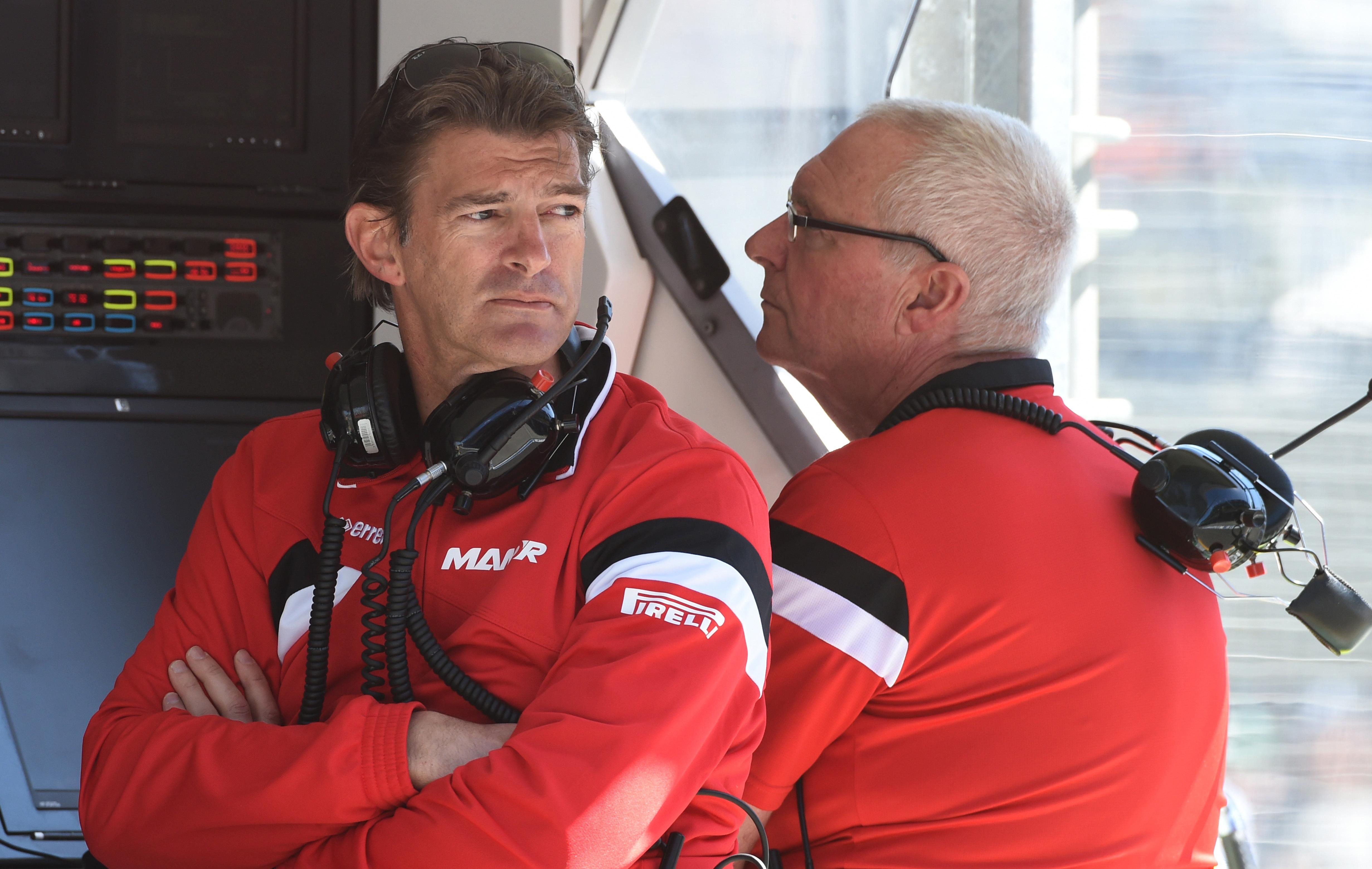 F1 - Booth : �Bianchi est une inspiration permanente pour nous�
