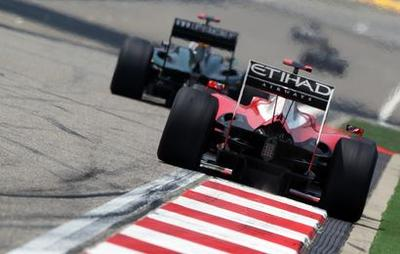 L'arrière de la Ferrari sera totalement revu à Valence