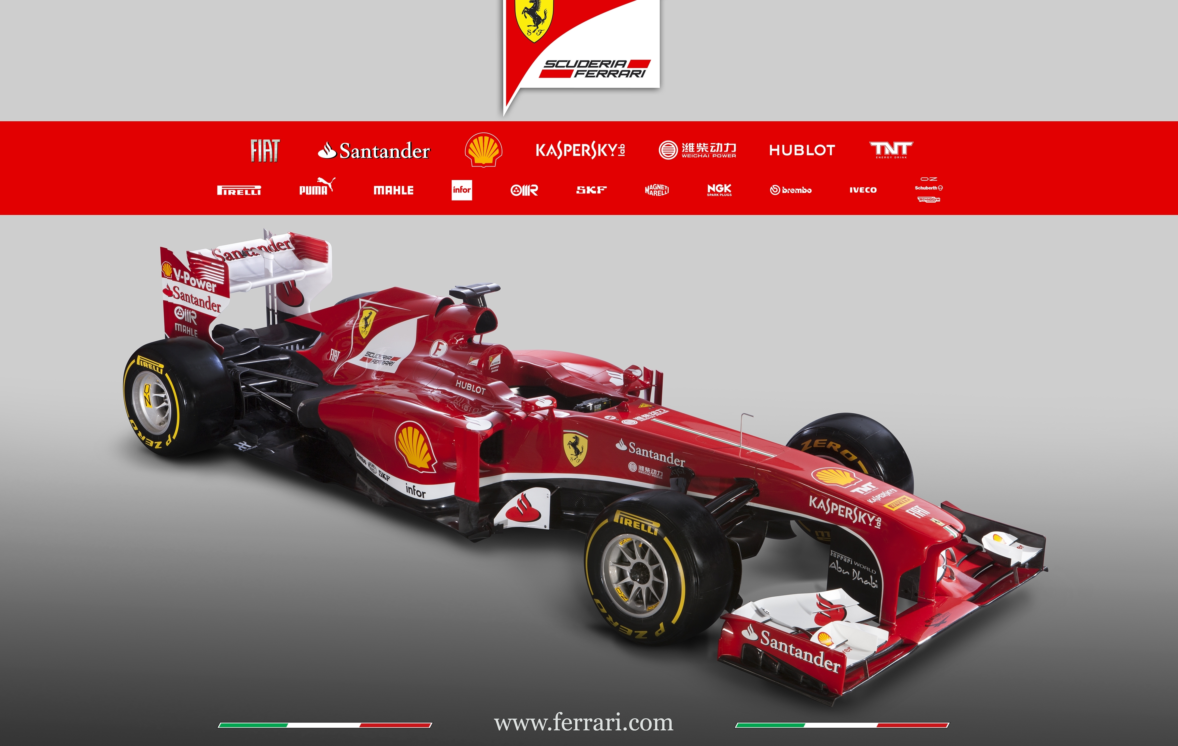 ferrari se casse le nez formule 1 auto moto. Black Bedroom Furniture Sets. Home Design Ideas
