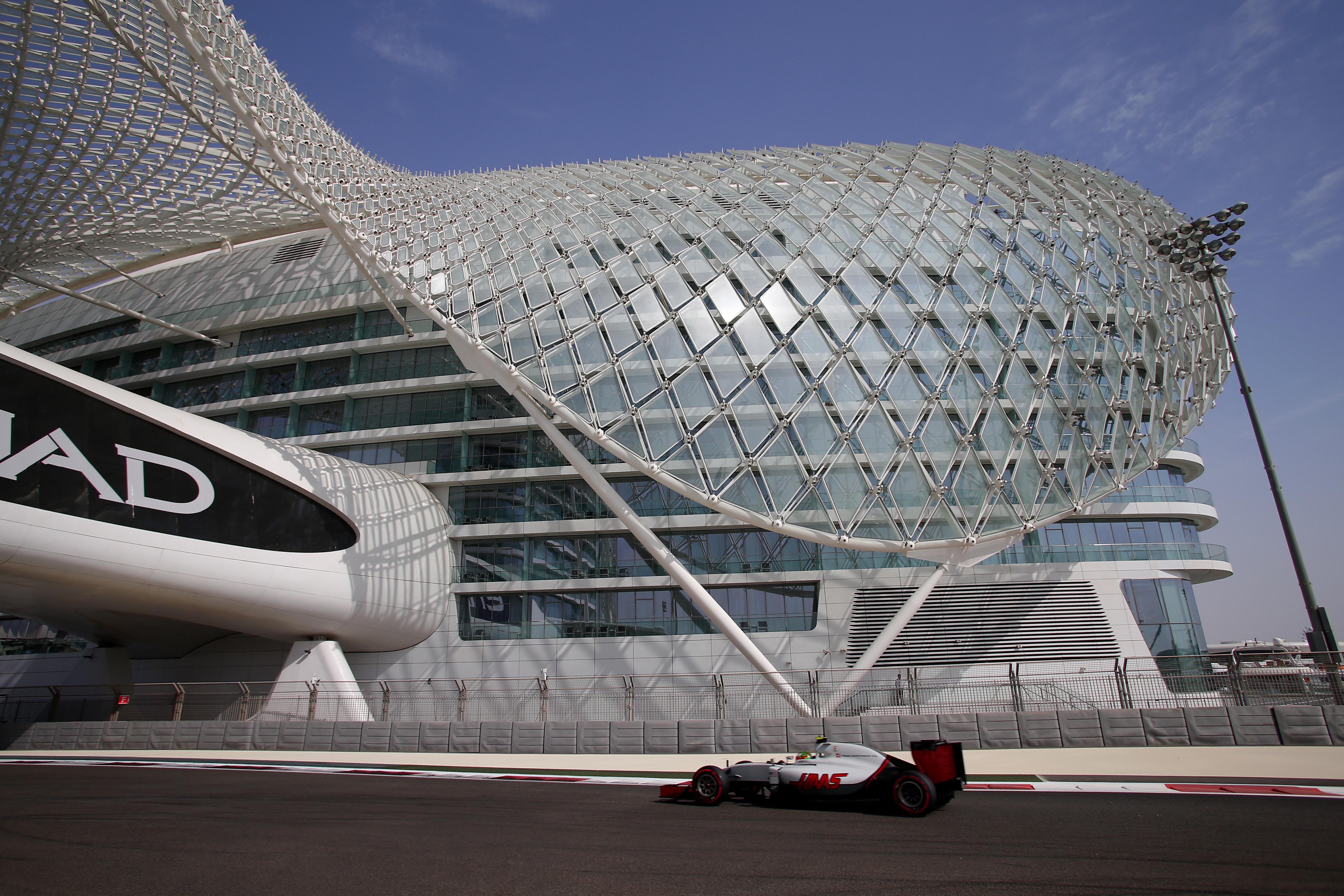 grand prix d 39 abou dhabi les r sultats en direct formule 1 auto moto. Black Bedroom Furniture Sets. Home Design Ideas