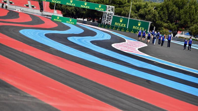 Auto/Moto - Grand Prix de France : le coût d'un come-back