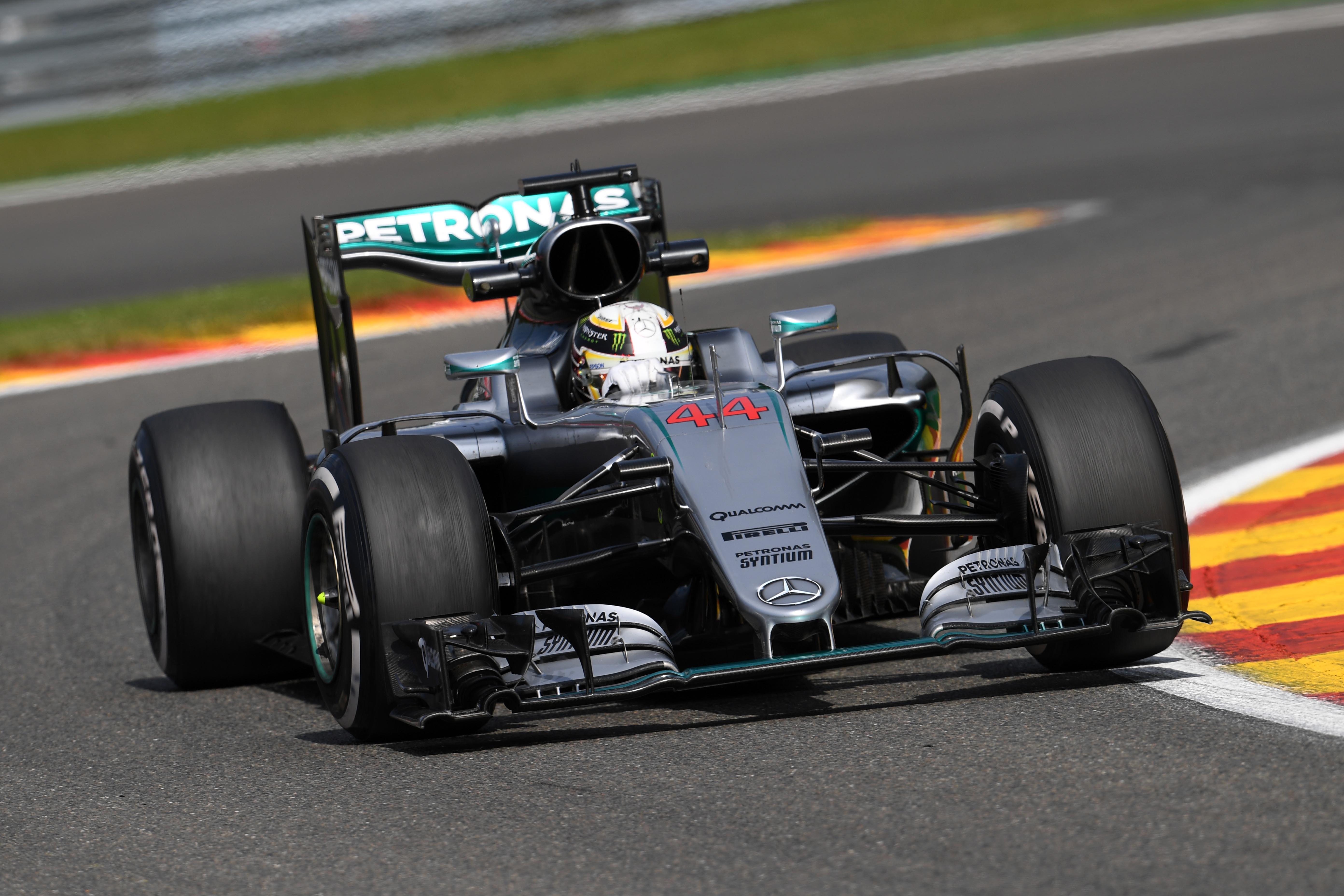 F1 - Hamilton pénalisé de 55 places en Belgique... Oui vous avez bien lu