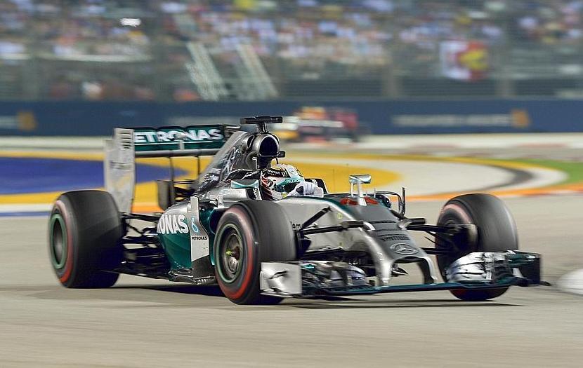 F1 - Hamilton reprend le pouvoir