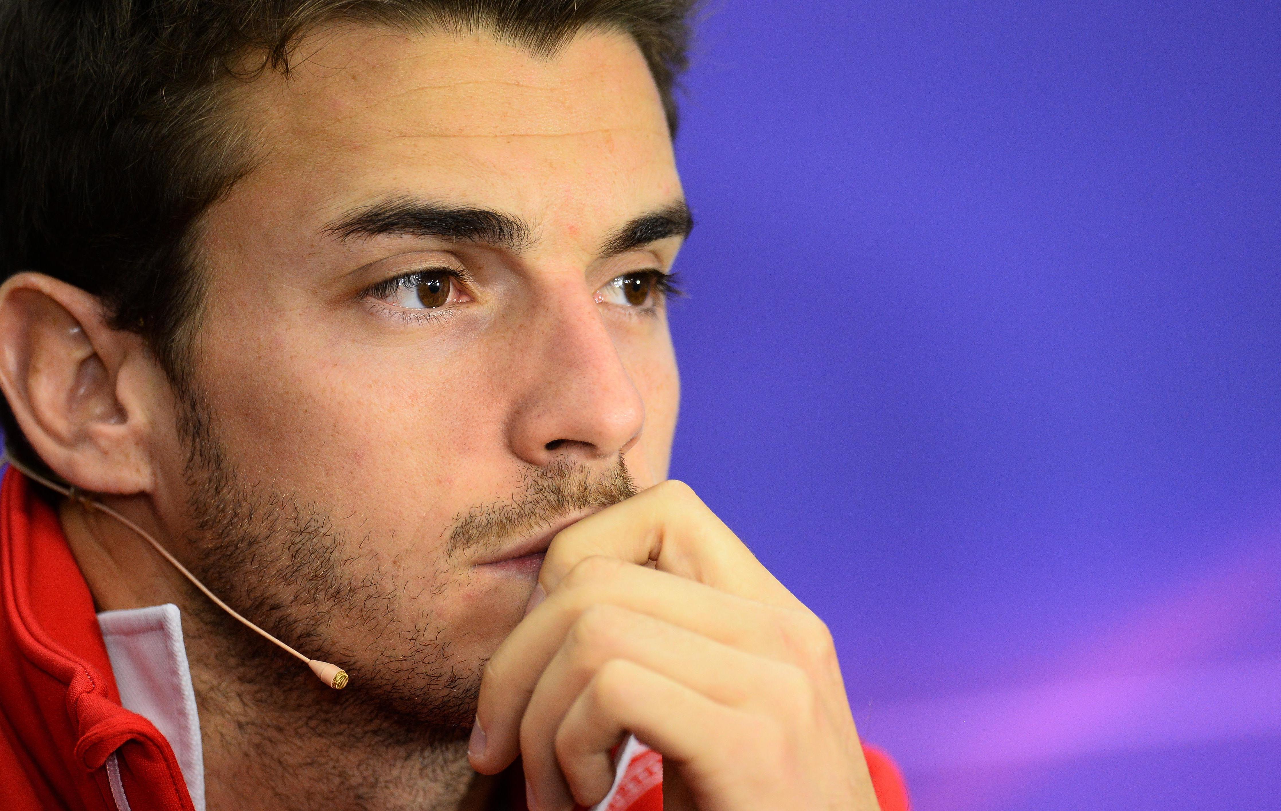 F1 - L'�tat de sant� de Bianchi n'�volue pas et reste �critique�