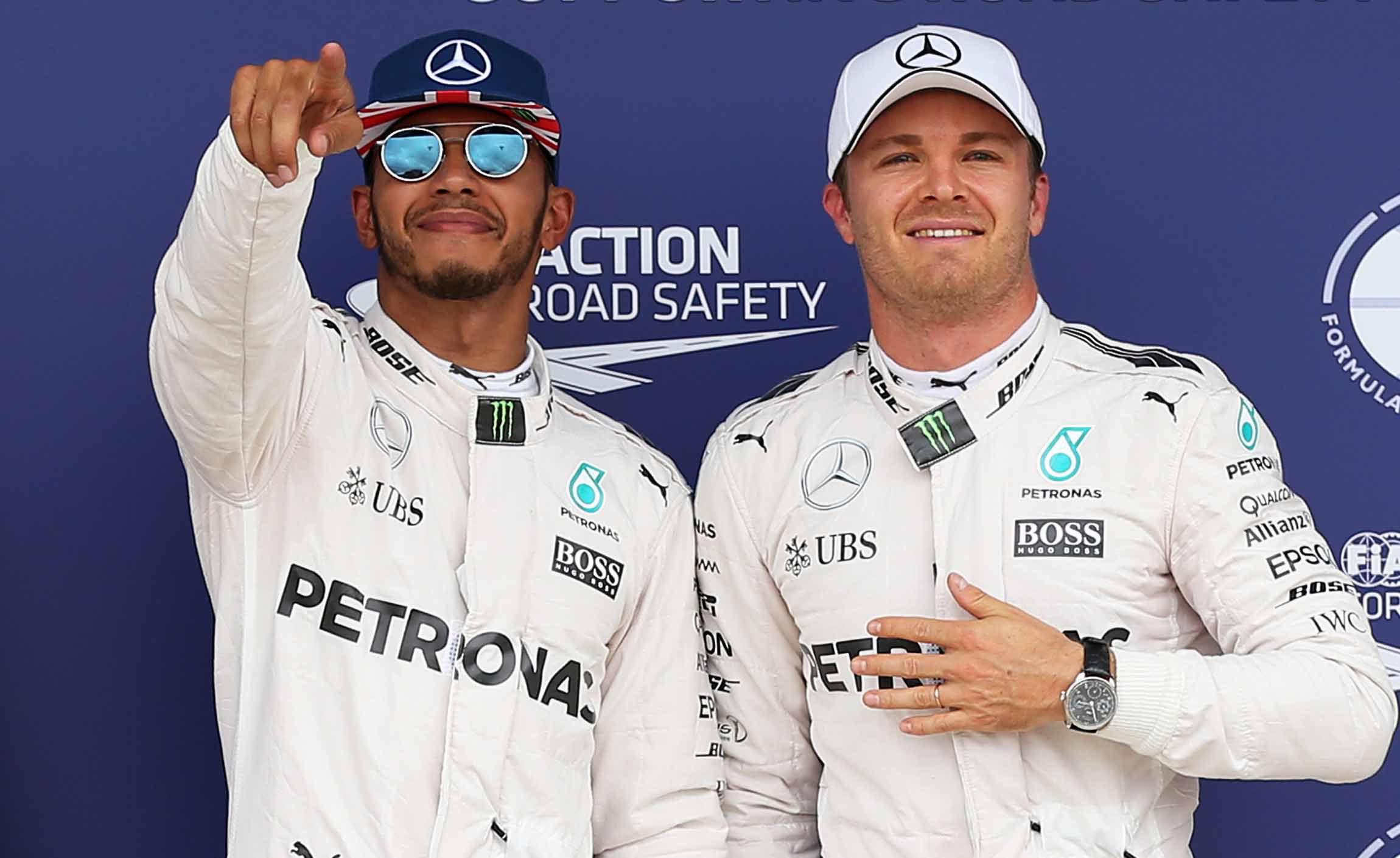 Auto/Moto - L'heure du titre a-t-elle sonné pour Nico Rosberg ?