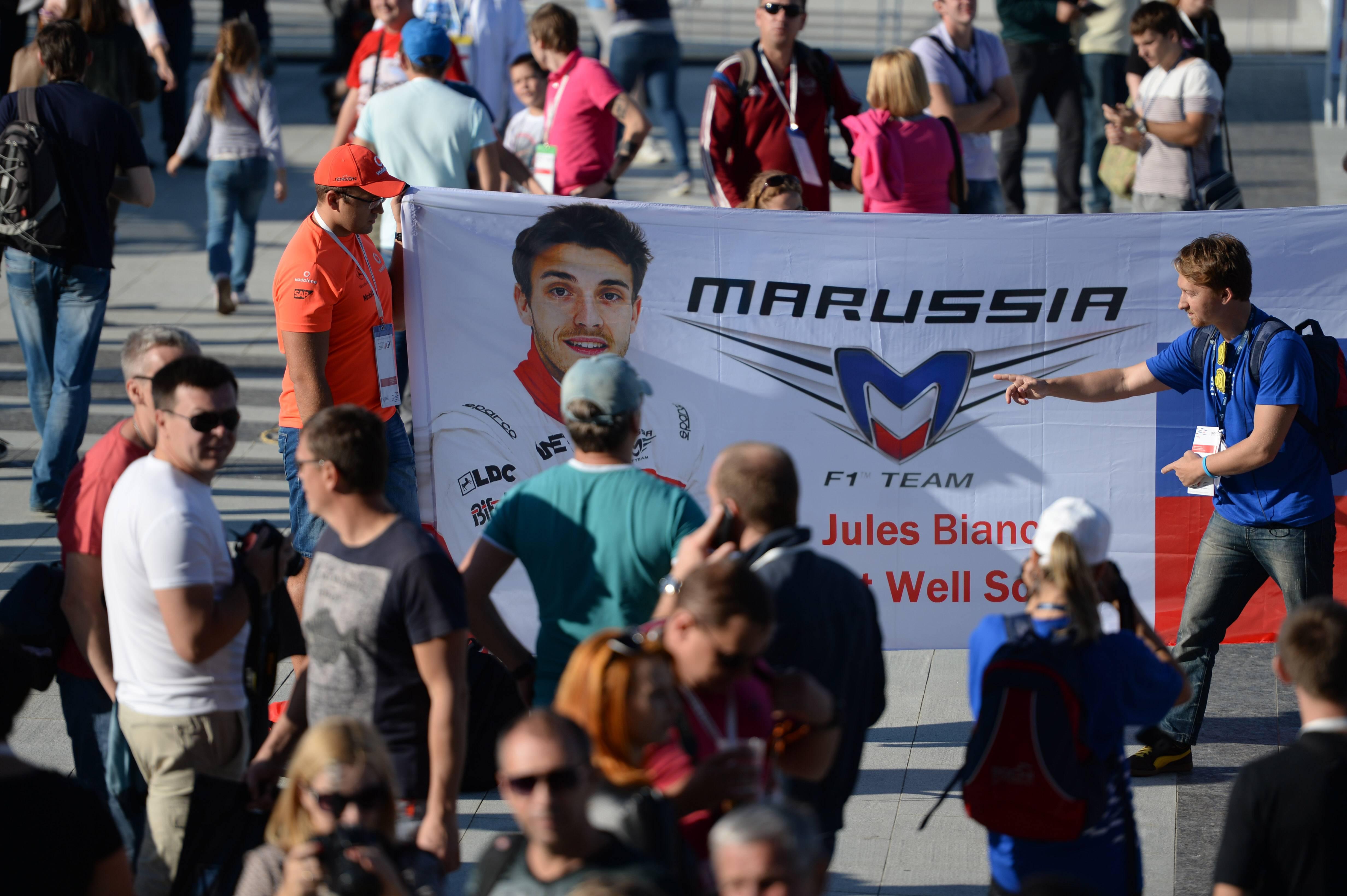 F1 - La famille de Jules Bianchi porte plainte et cherche des responsables