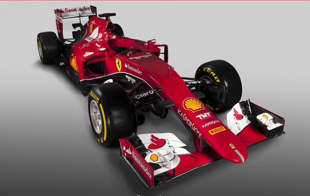 F1 - La Ferrari SF15-T du renouveau ?