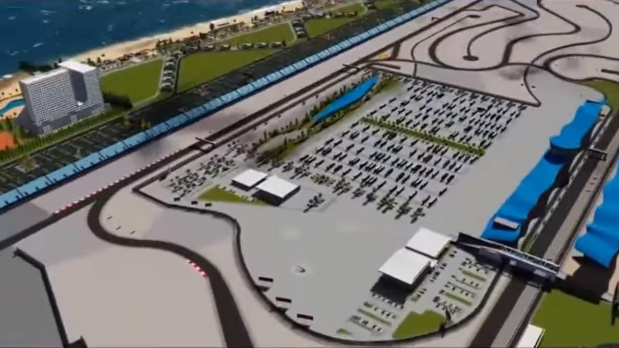 La Tunisie rêve d'un Grand Prix de F1