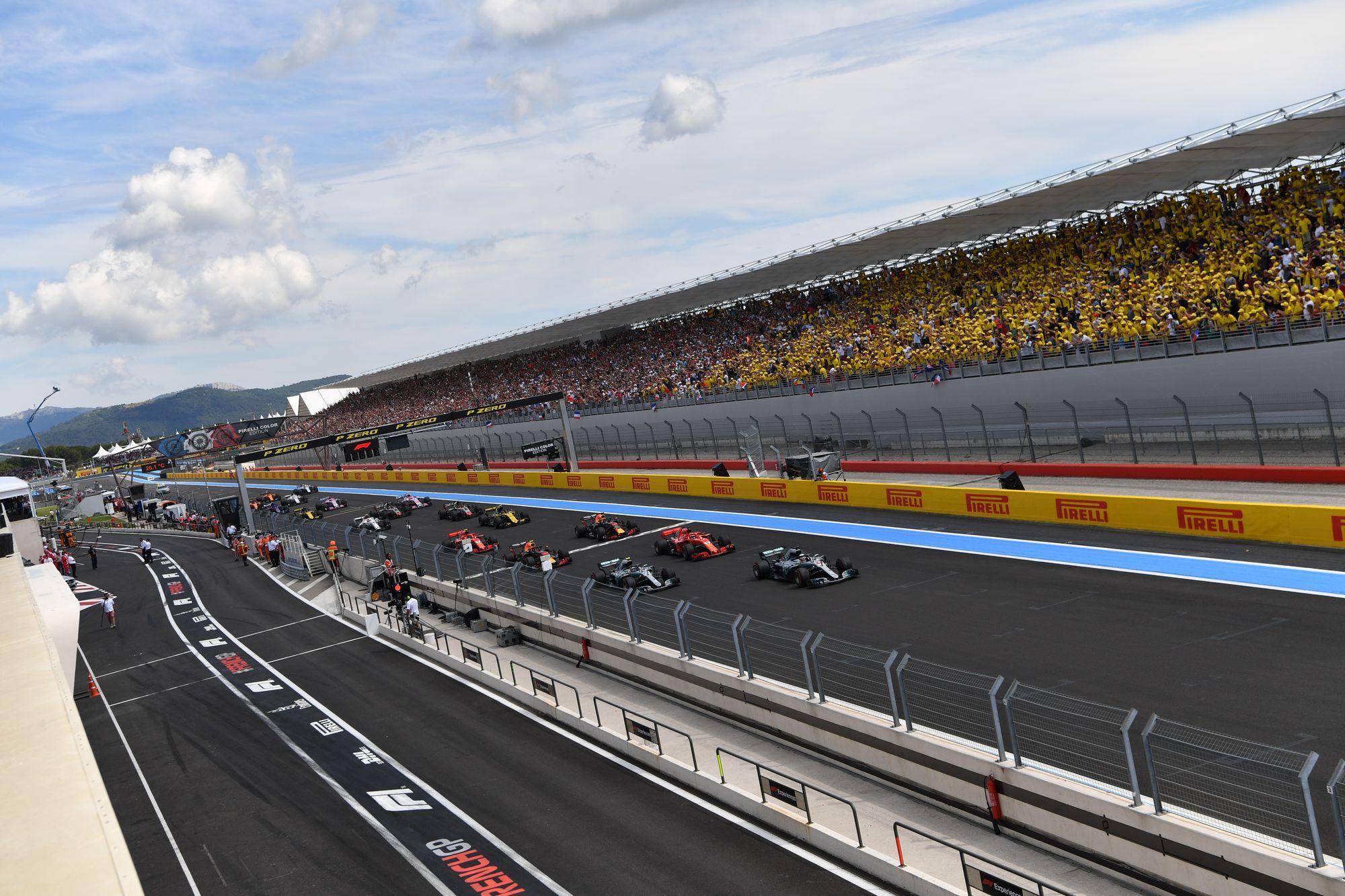 Auto/Moto - Le Grand Prix de France a (bien) rallumé le contact au Castellet
