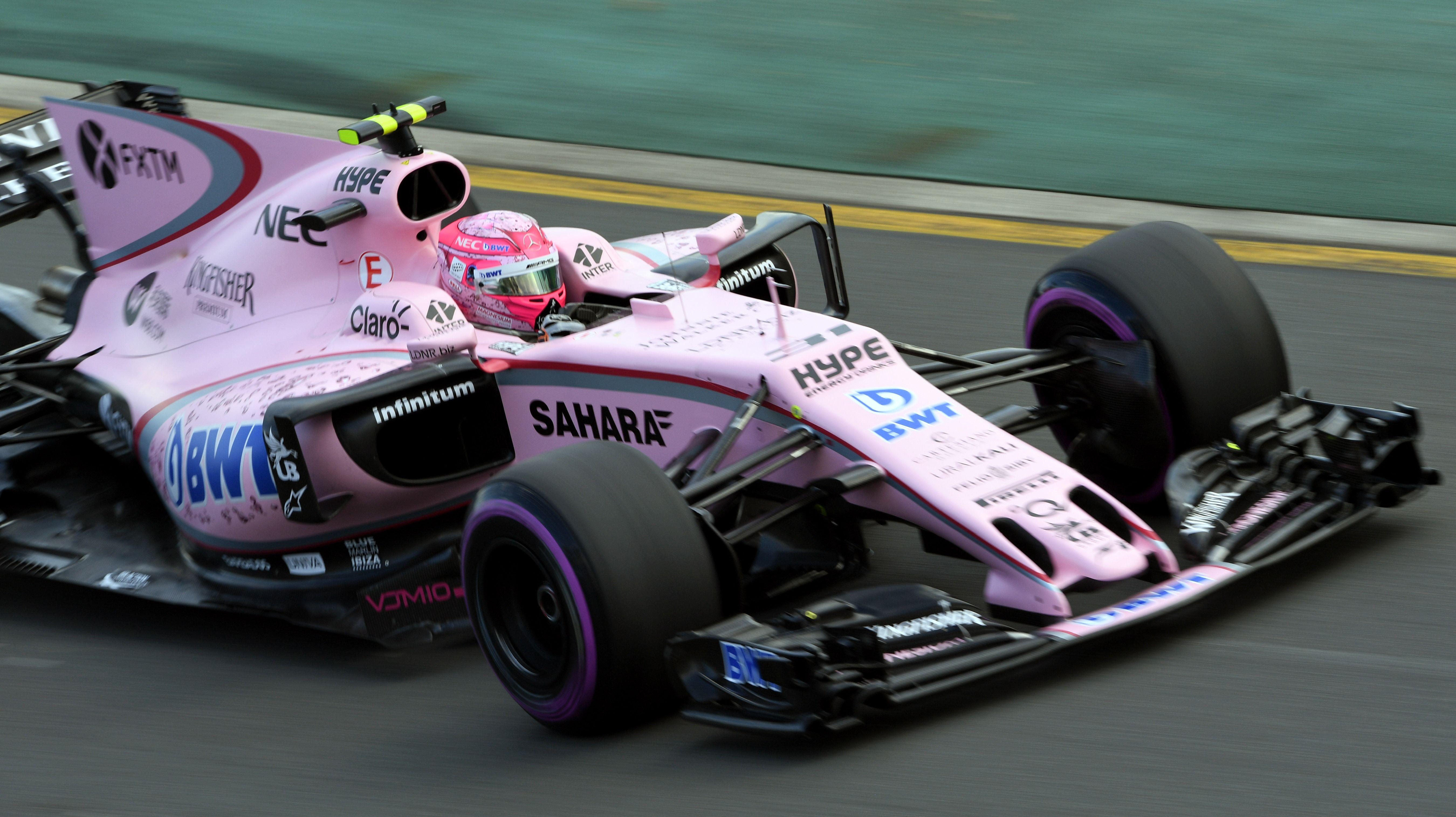 Auto/Moto - Le superbe dépassement d'Esteban Ocon sur Fernando Alonso