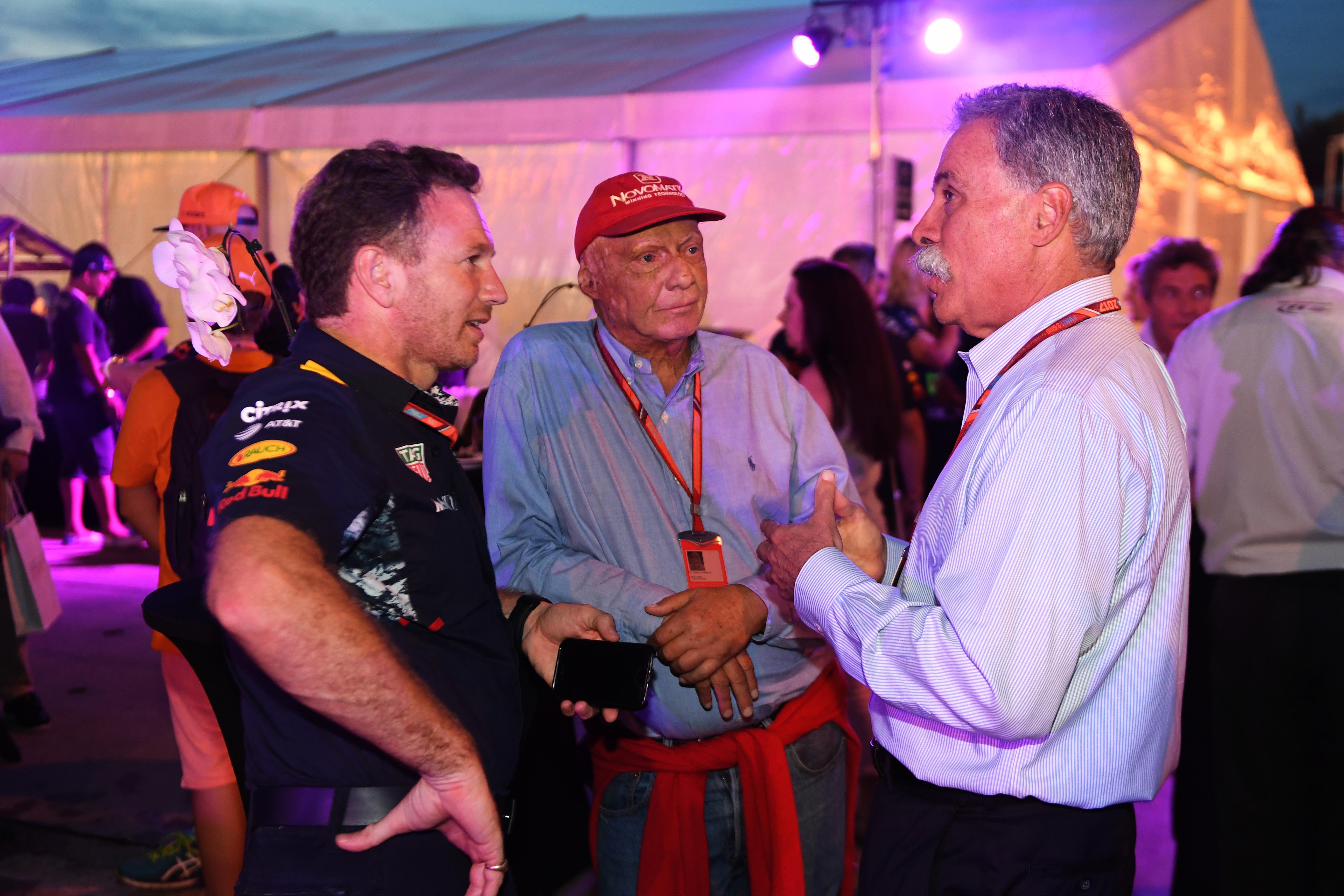 F1 - Liberty Media joue son avenir et? celui de la F1