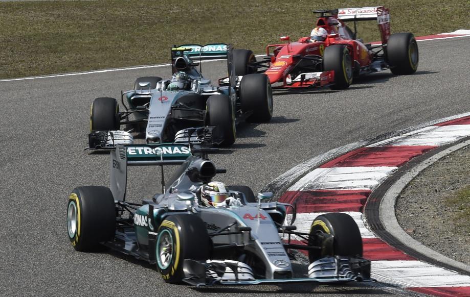 F1 - Mercedes r�tablit la hi�rarchie
