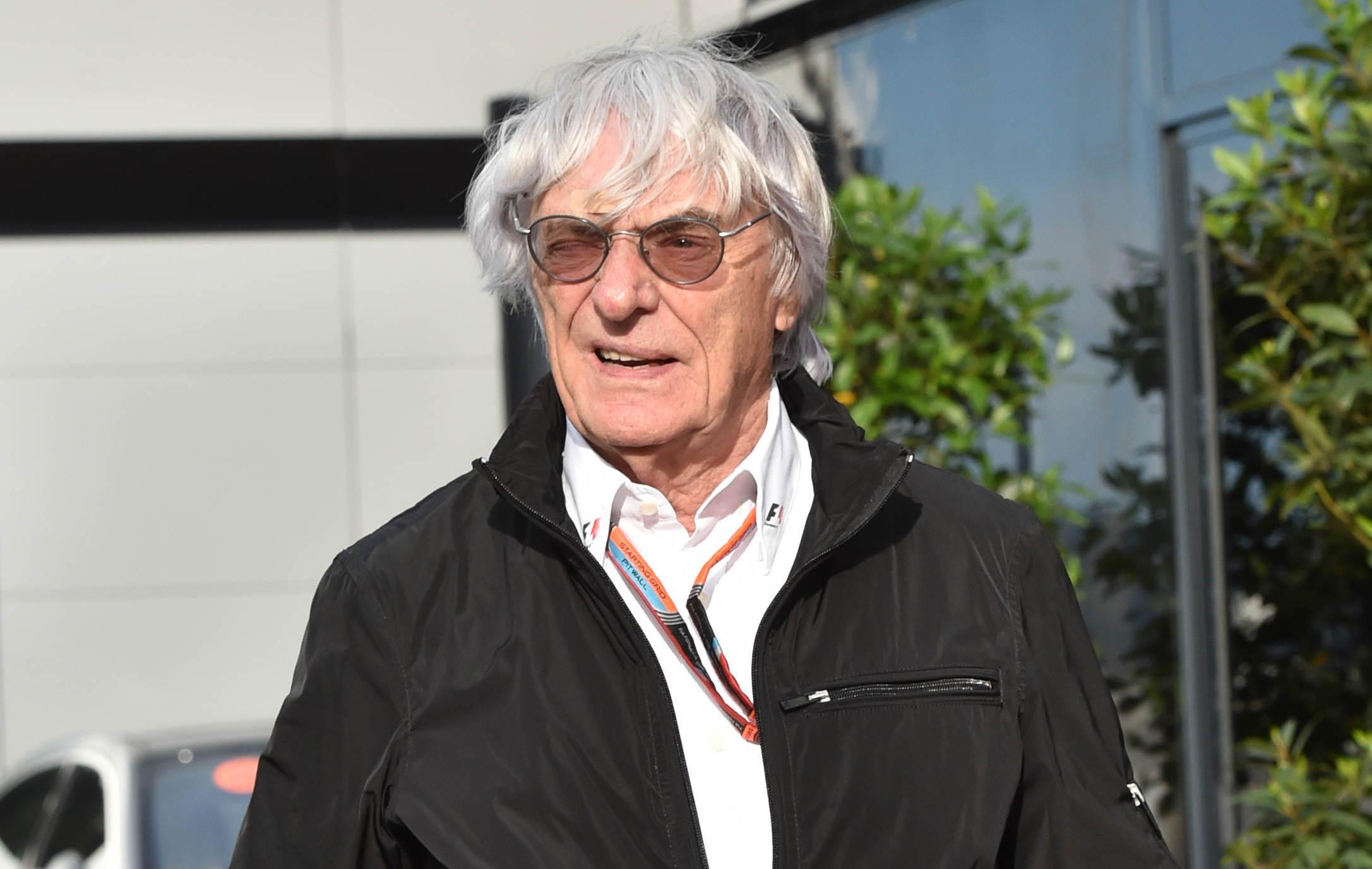 F1 - Quand Ecclestone met le feu au paddock?