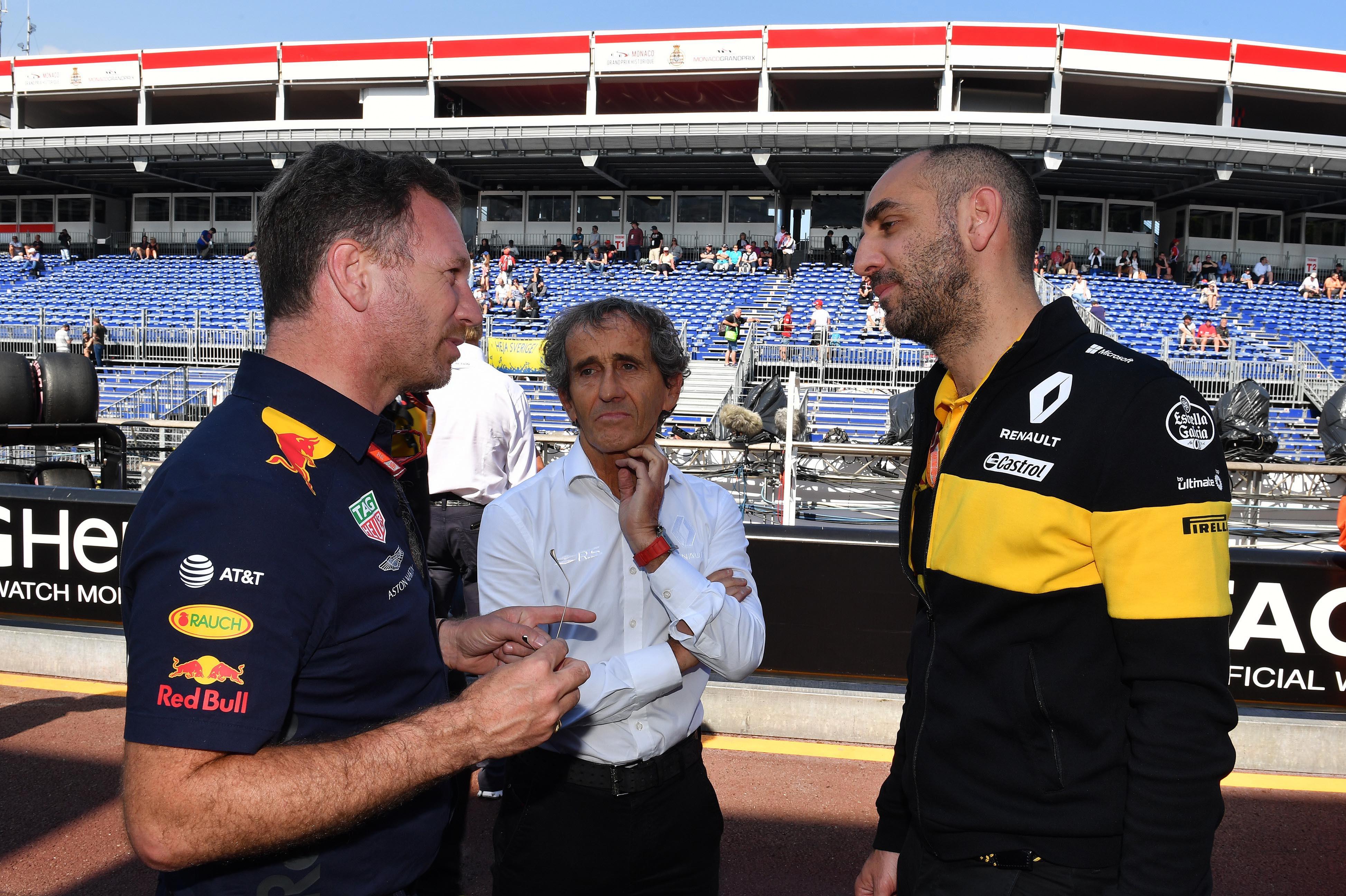 Auto/Moto - Red Bull lâche Renault et opte pour Honda