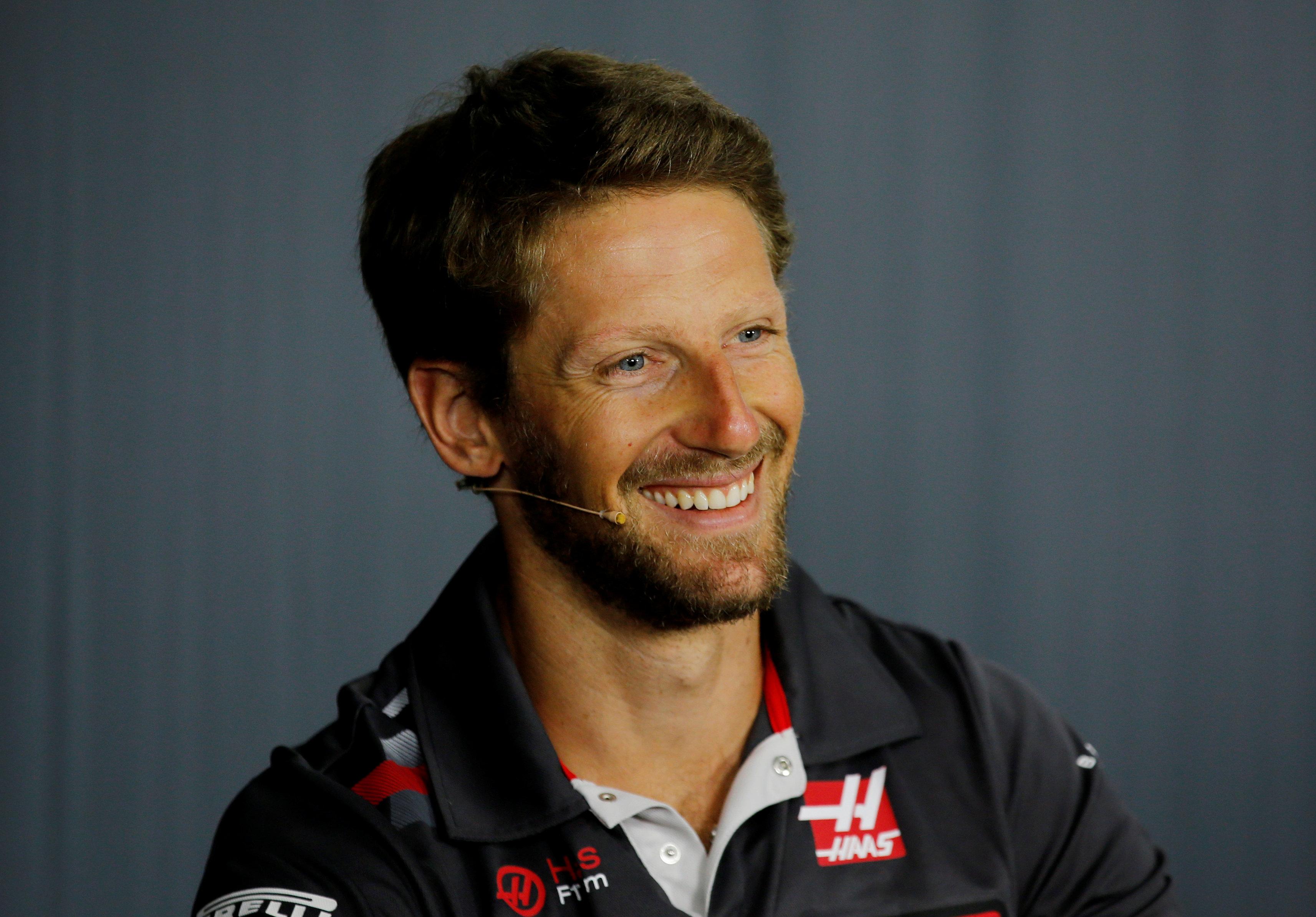 Auto/Moto - Romain Grosjean : «Je reste optimiste»